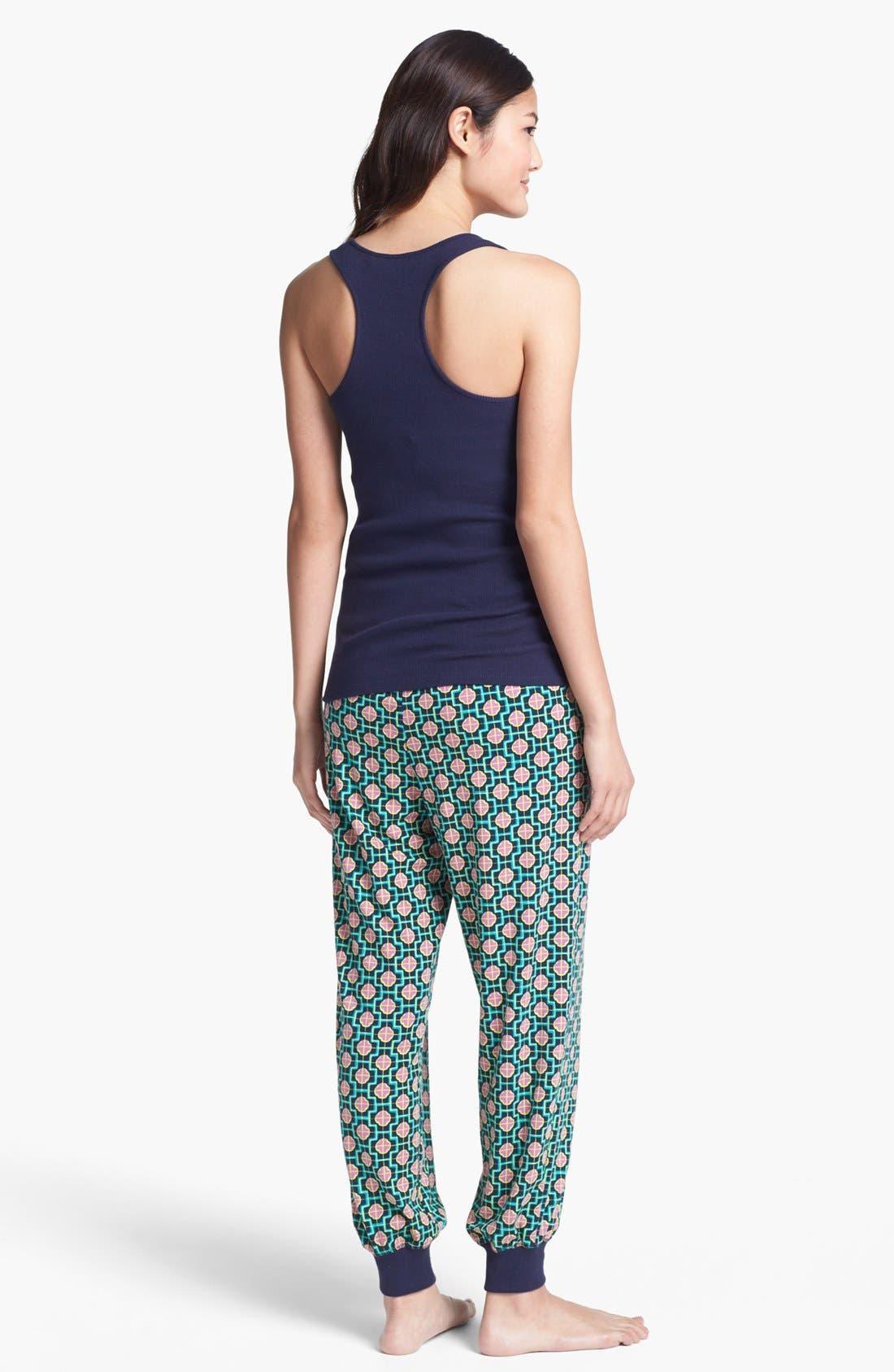 Alternate Image 4  - Josie 'Madame Foulard' Pants
