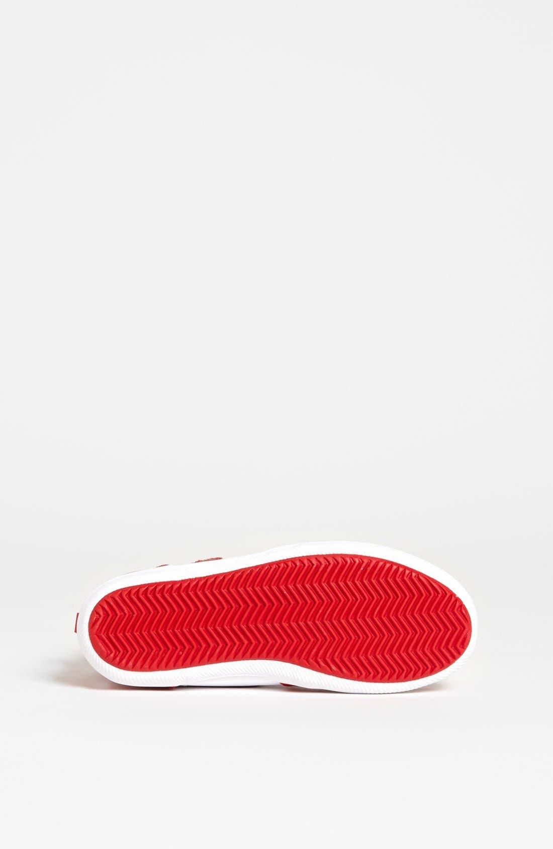 Alternate Image 4  - Nike 'Jordan 1 Skinny High' Sneaker (Big Kid)