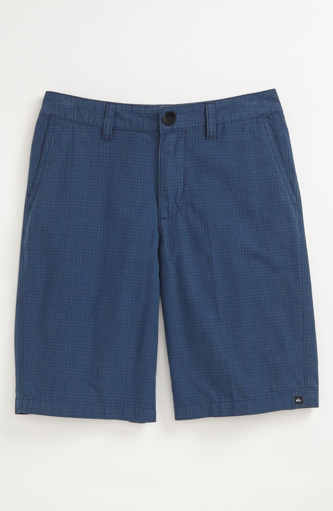 Alternate Image 1 Selected - Quiksilver 'Agenda' Shorts (Little Boys) (Online Only)