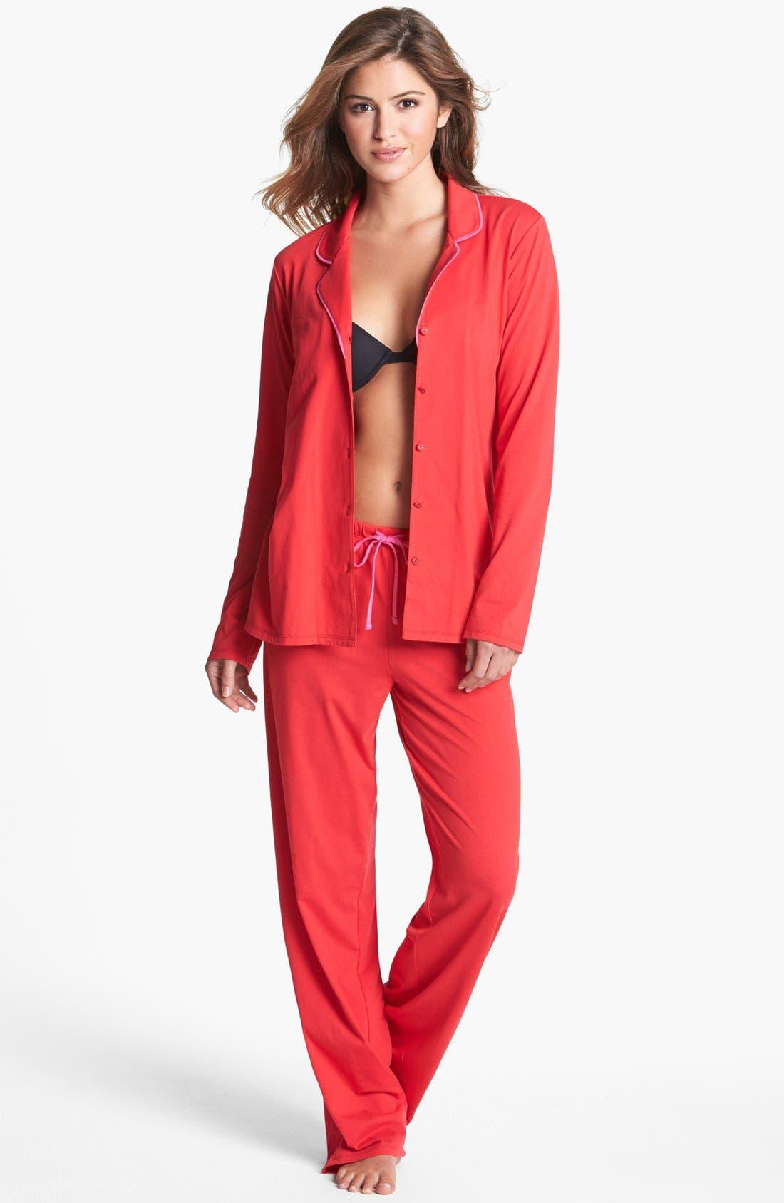 Alternate Image 1 Selected - Nordstrom 'Effortless' Pajamas