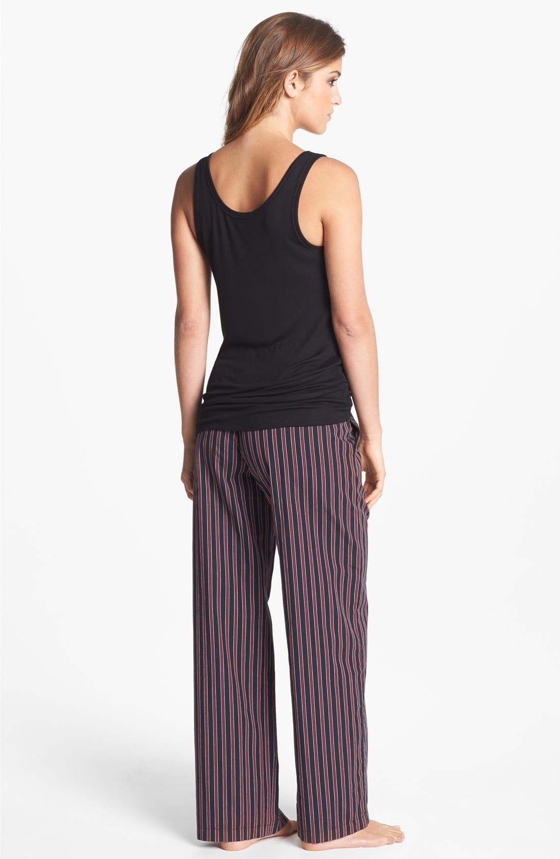 Alternate Image 4  - Shimera Stripe Lounge Pants