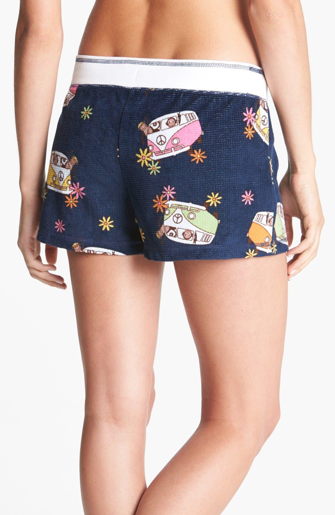 Alternate Image 2  - PJ Salvage 'Monkey Bus' Shorts