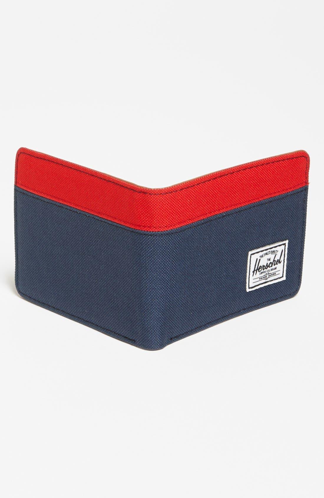 Alternate Image 3  - Herschel Supply Co. 'Hank' Bifold Wallet