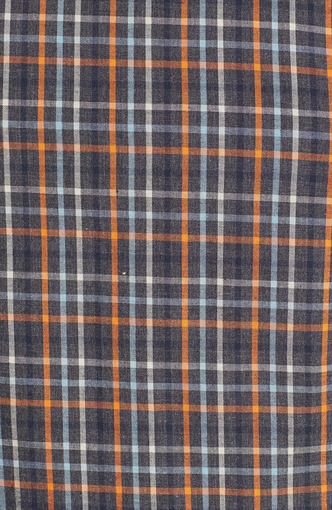 Alternate Image 2  - Ben Sherman Slim Fit Plaid Shirt