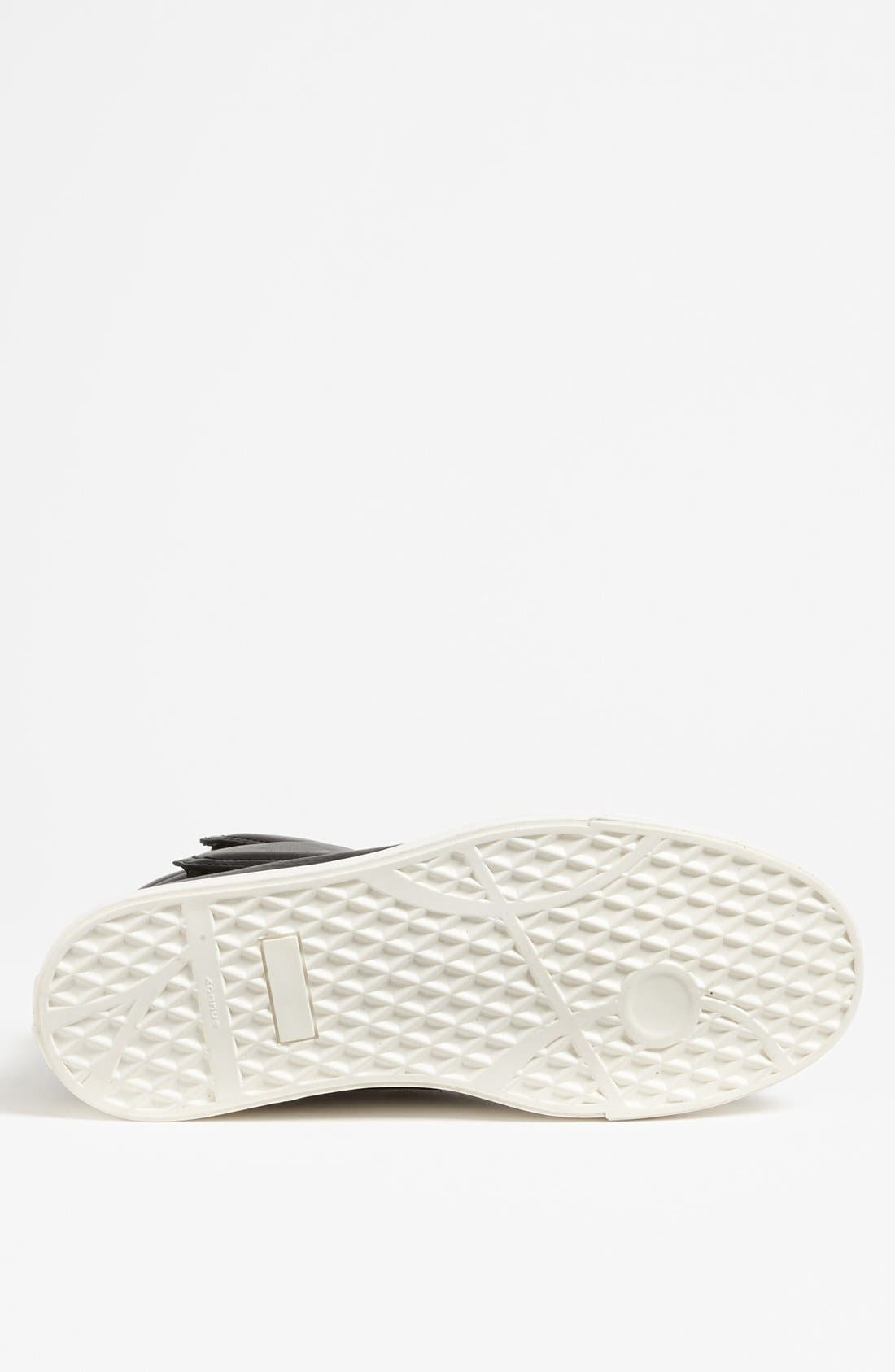 Alternate Image 4  - McQ by Alexander McQueen Leather High Cut Sneaker