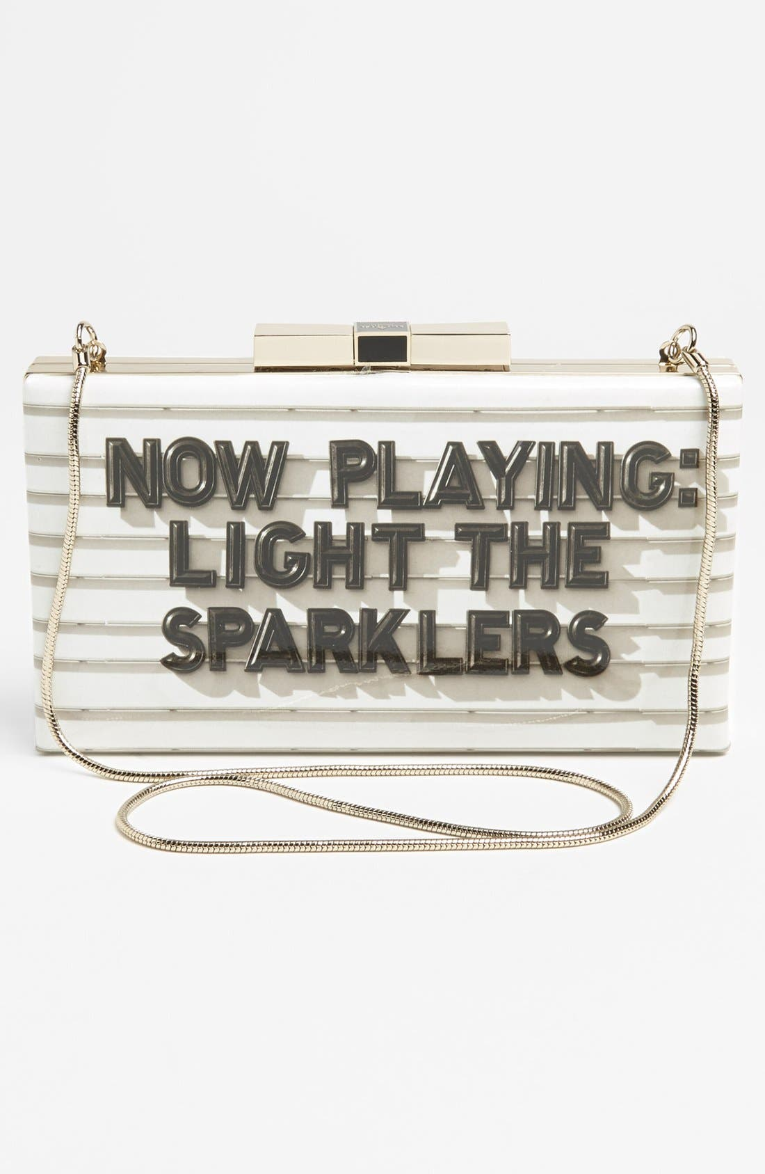 Alternate Image 4  - kate spade new york 'cinema city - samira' clutch