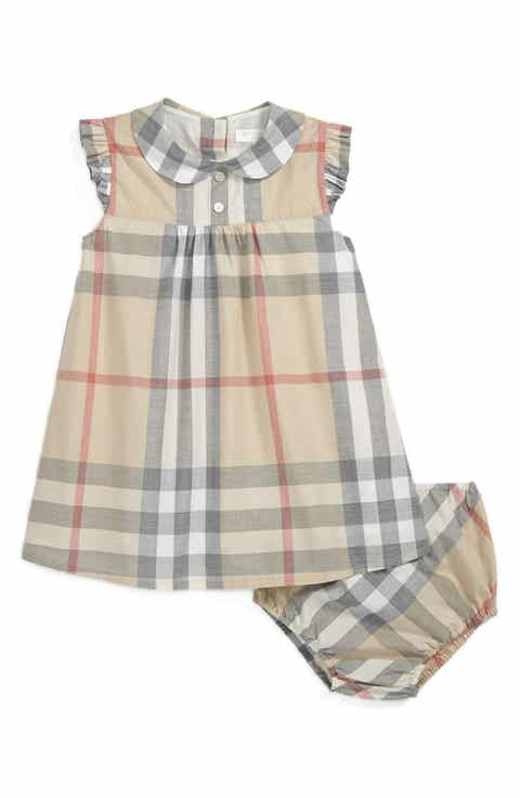 Burberry for baby clothing nordstrom burberry davina dress baby negle Gallery