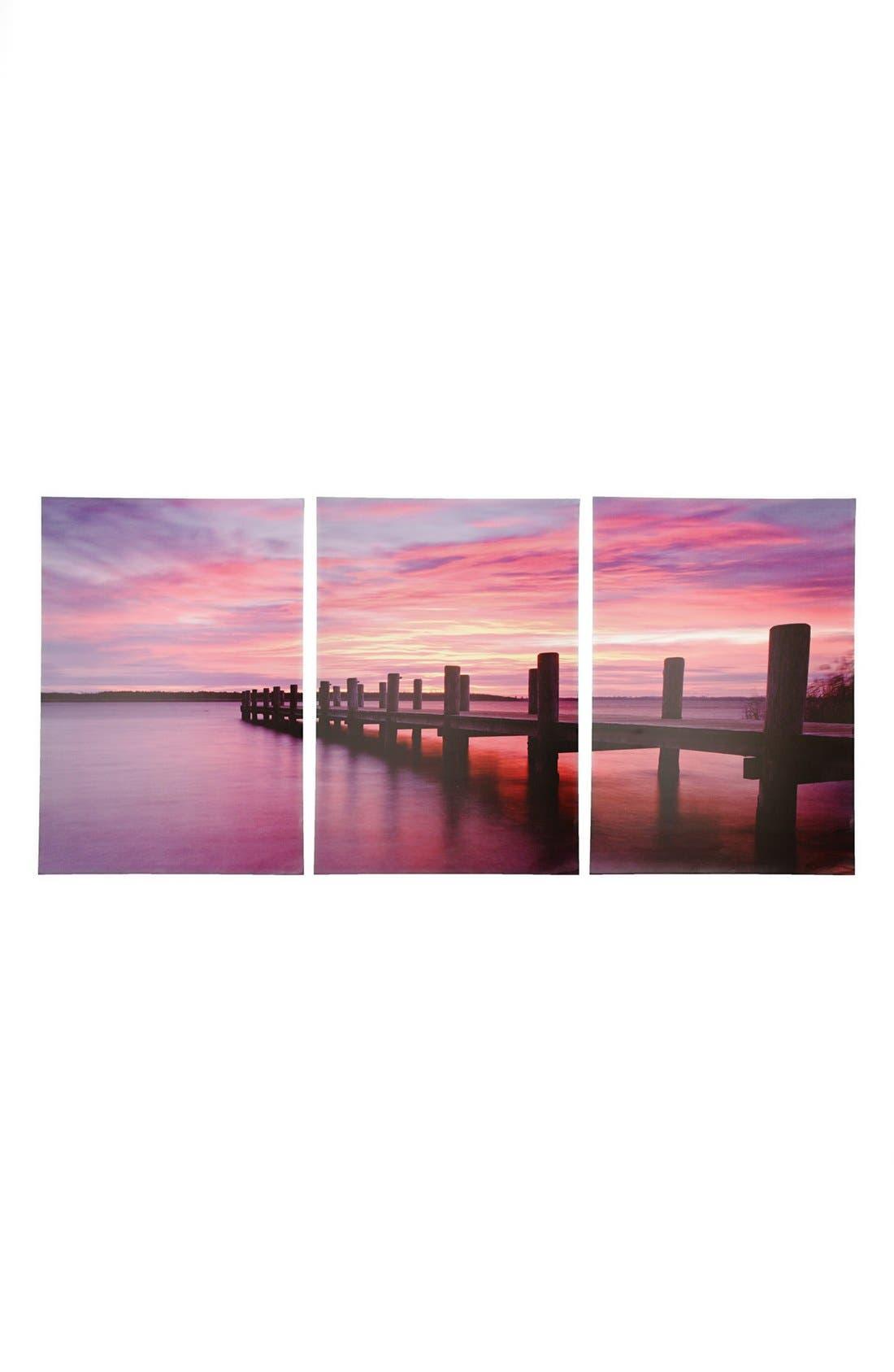 Alternate Image 1 Selected - Wallpops Sunset Wall Art