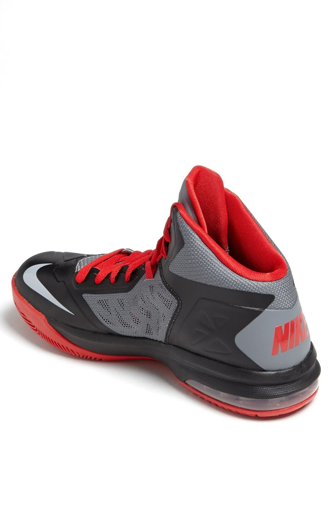 Alternate Image 2  - Nike 'Air Max Body U' Basketball Shoe (Men)