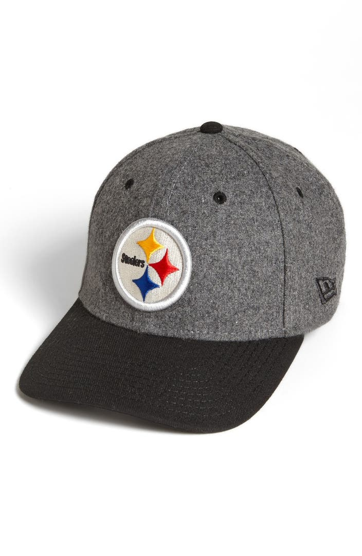 New Era Cap 39 Meltop Pittsburgh Steelers 39 Fitted Baseball Cap Nordstrom