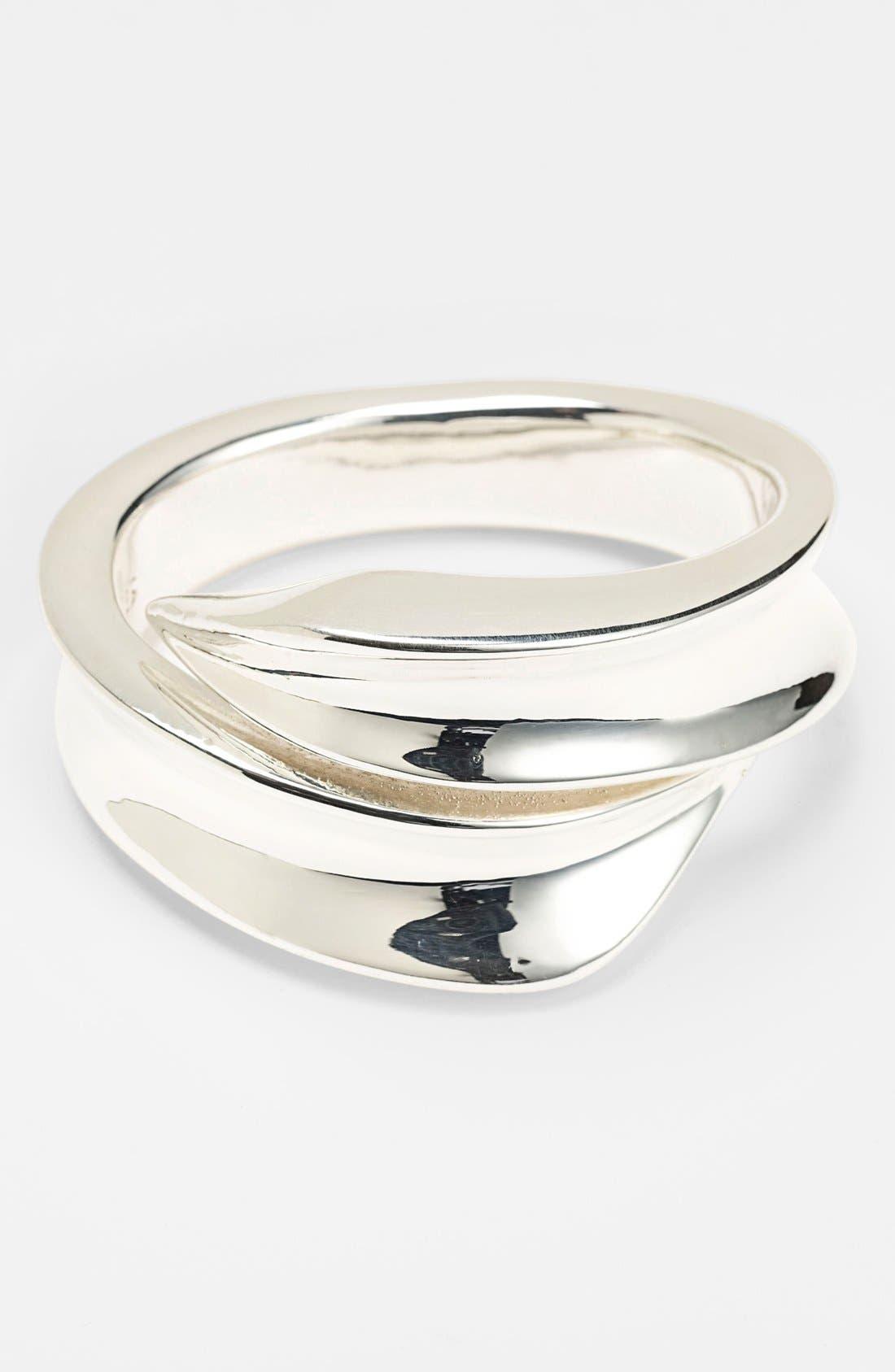 Alternate Image 1 Selected - Simon Sebbag Silver Coil Bracelet