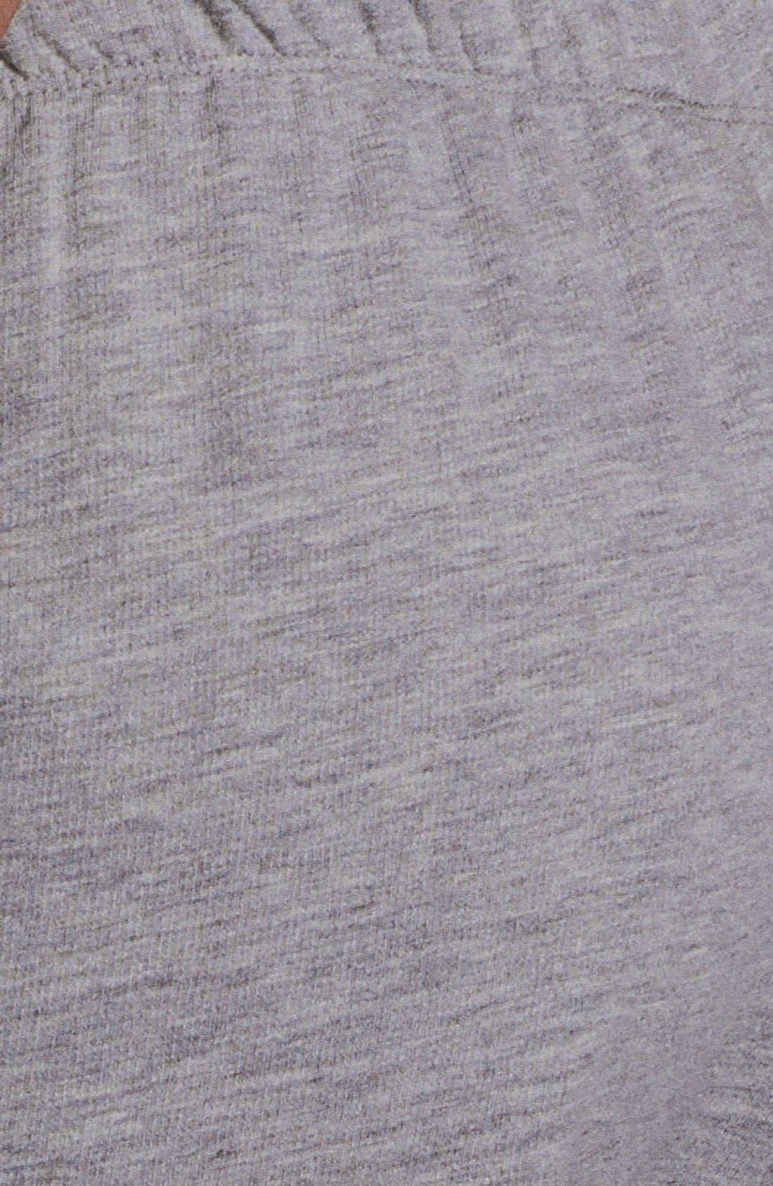 Alternate Image 3  - Make + Model 'Jogger' Fleece Pants