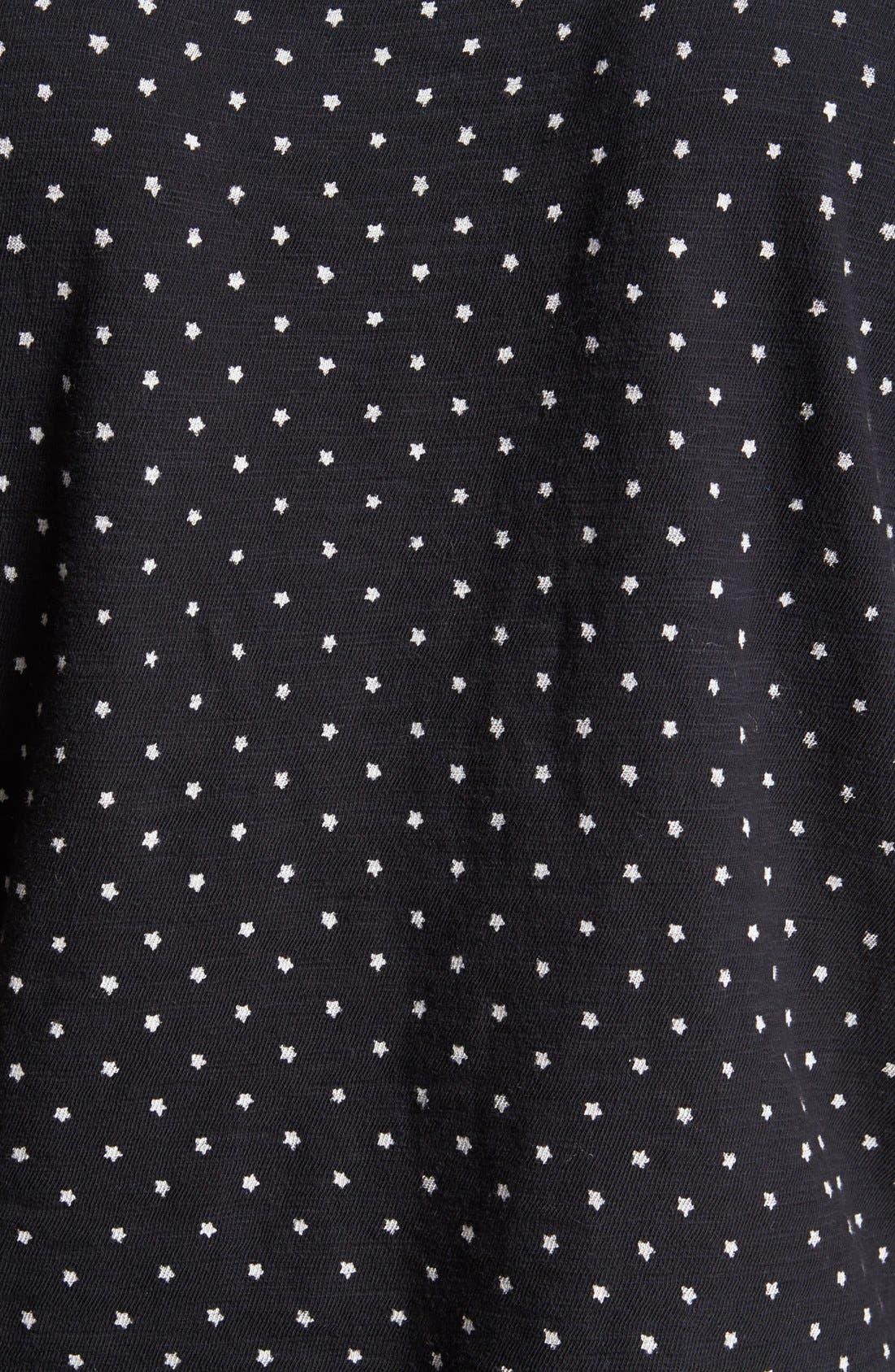 Alternate Image 3  - rag & bone 'Blackstar' Print T-Shirt