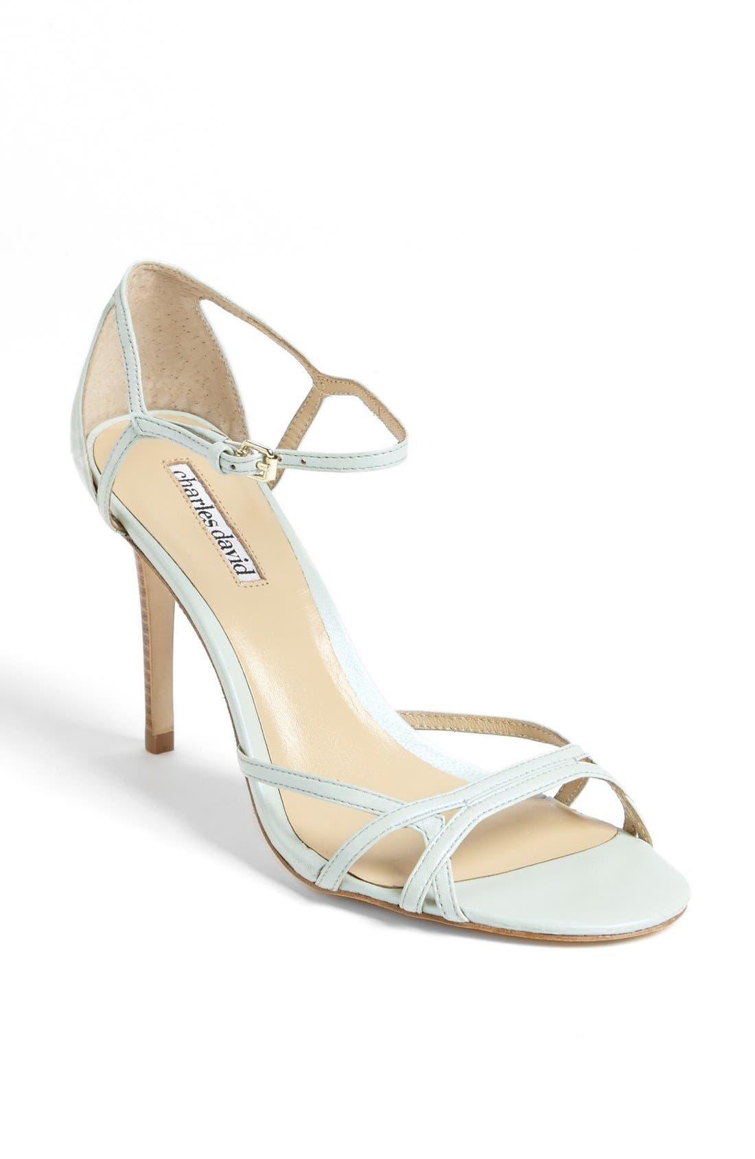 Alternate Image 1 Selected - Charles David 'Ionela' Sandal