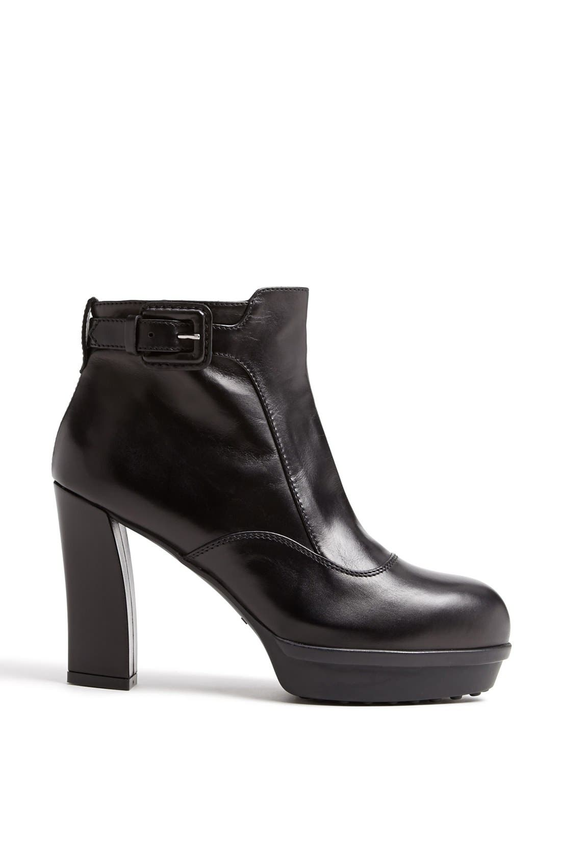 Alternate Image 4  - Tod's Ankle Strap Bootie