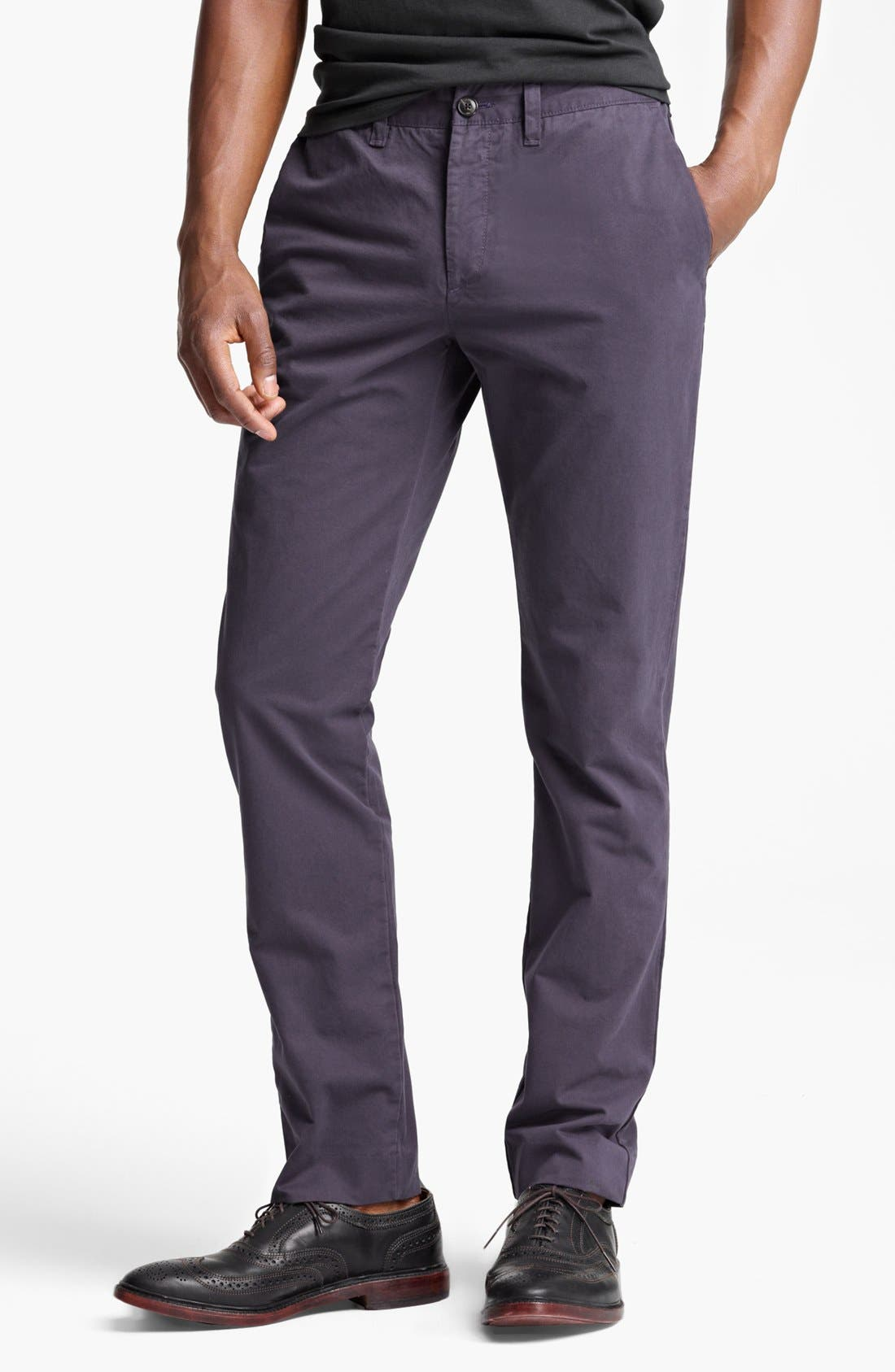 Alternate Image 1 Selected - Paul Smith Jeans Slim Fit Pants