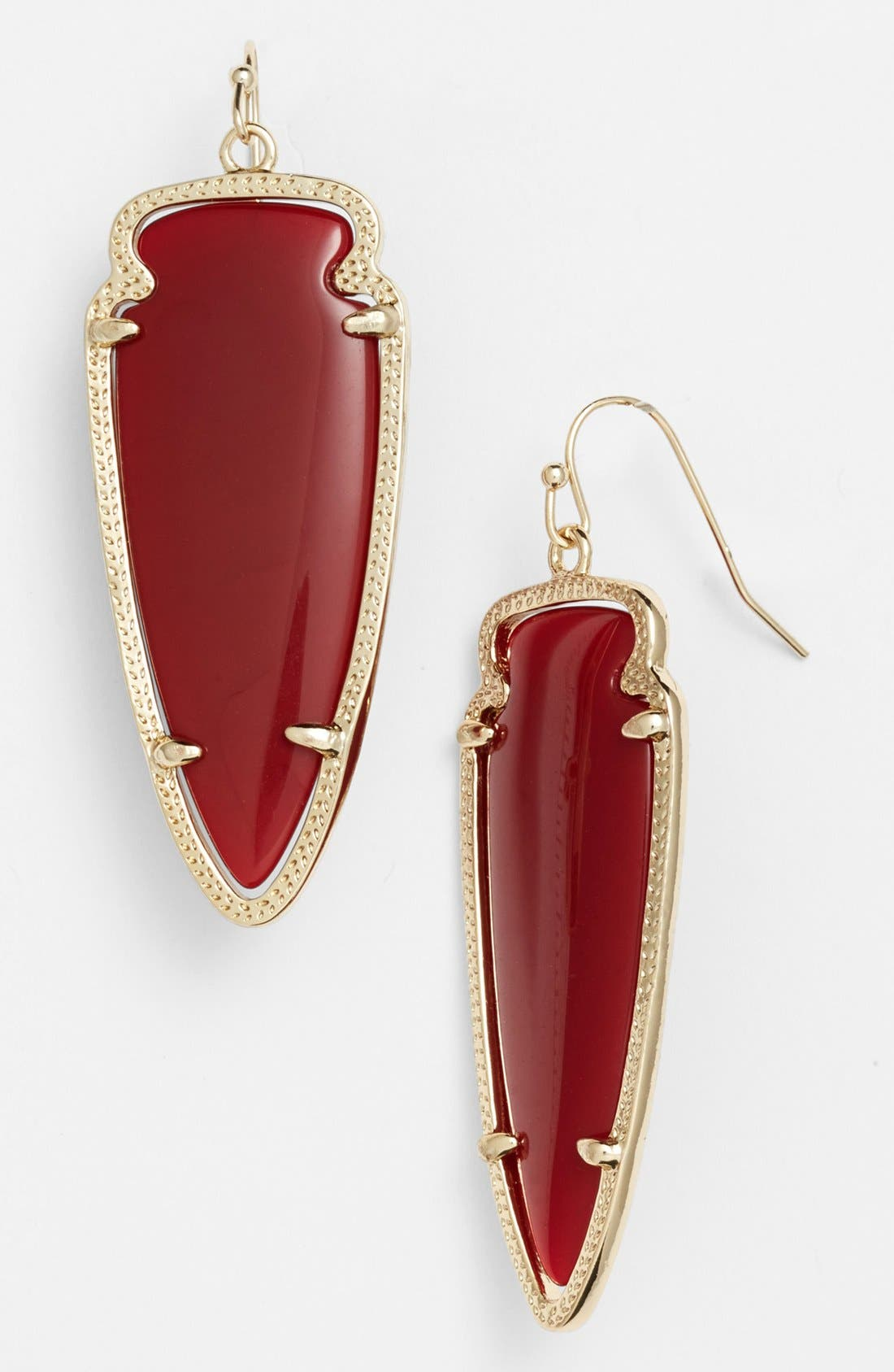 Alternate Image 1 Selected - Kendra Scott Skylar Spear Statement Earrings