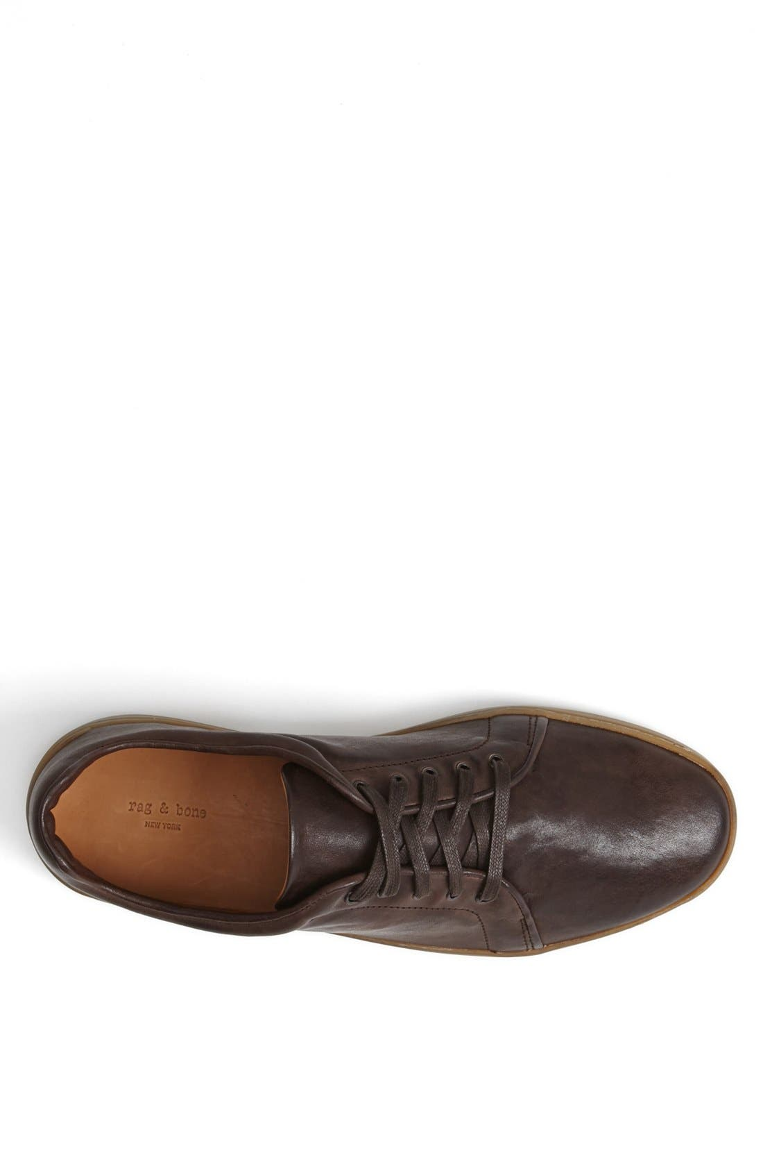 Alternate Image 3  - rag & bone 'Kent' Leather Sneaker