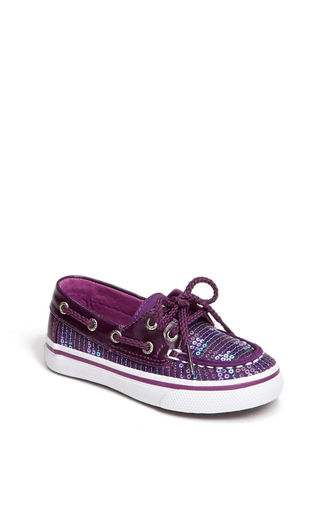 Alternate Image 1 Selected - Sperry Top-Sider® Kids 'Bahama' Slip-On (Walker, Toddler, Little Kid & Big Kid)