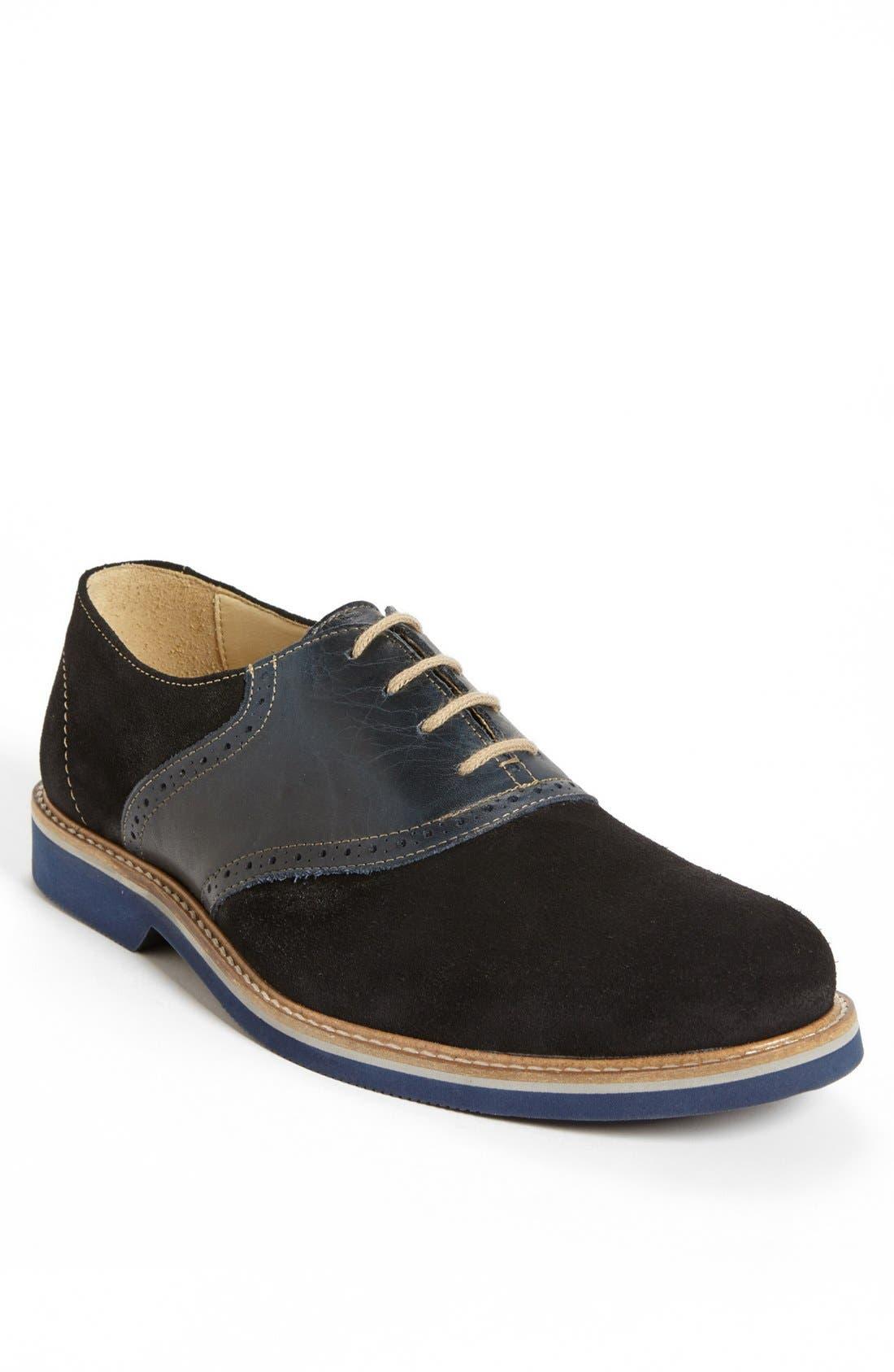 Main Image - 1901 'Saddle Up' Saddle Shoe (Men)