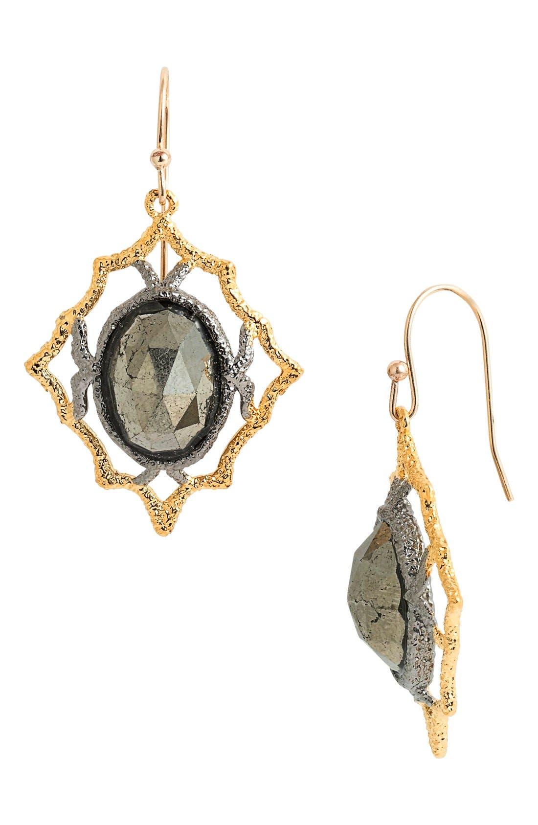 Alternate Image 1 Selected - Alexis Bittar 'Elements - Jardin de Papillon' Drop Earrings