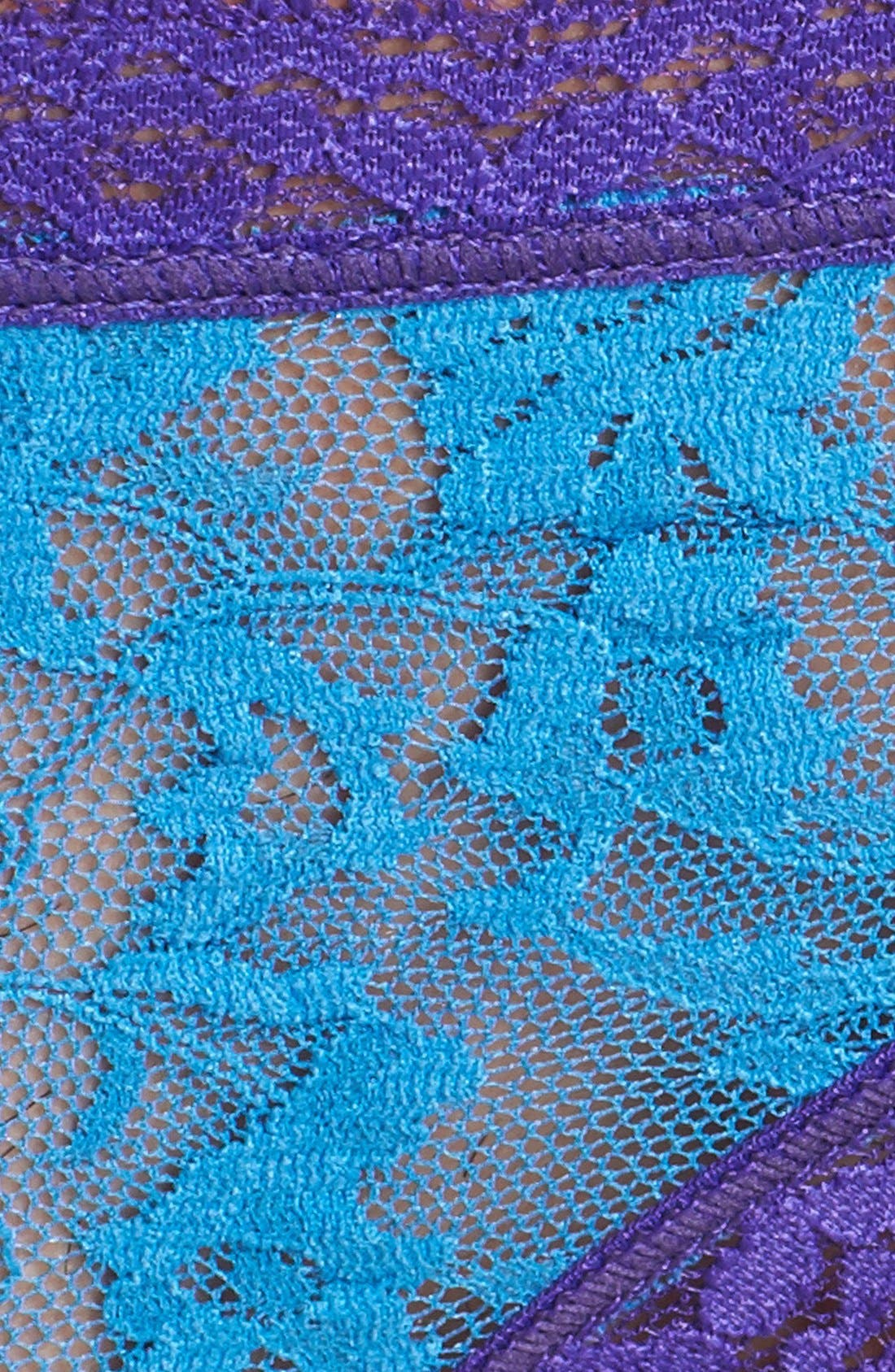 Alternate Image 2  - DKNY 'Signature Lace' Thong
