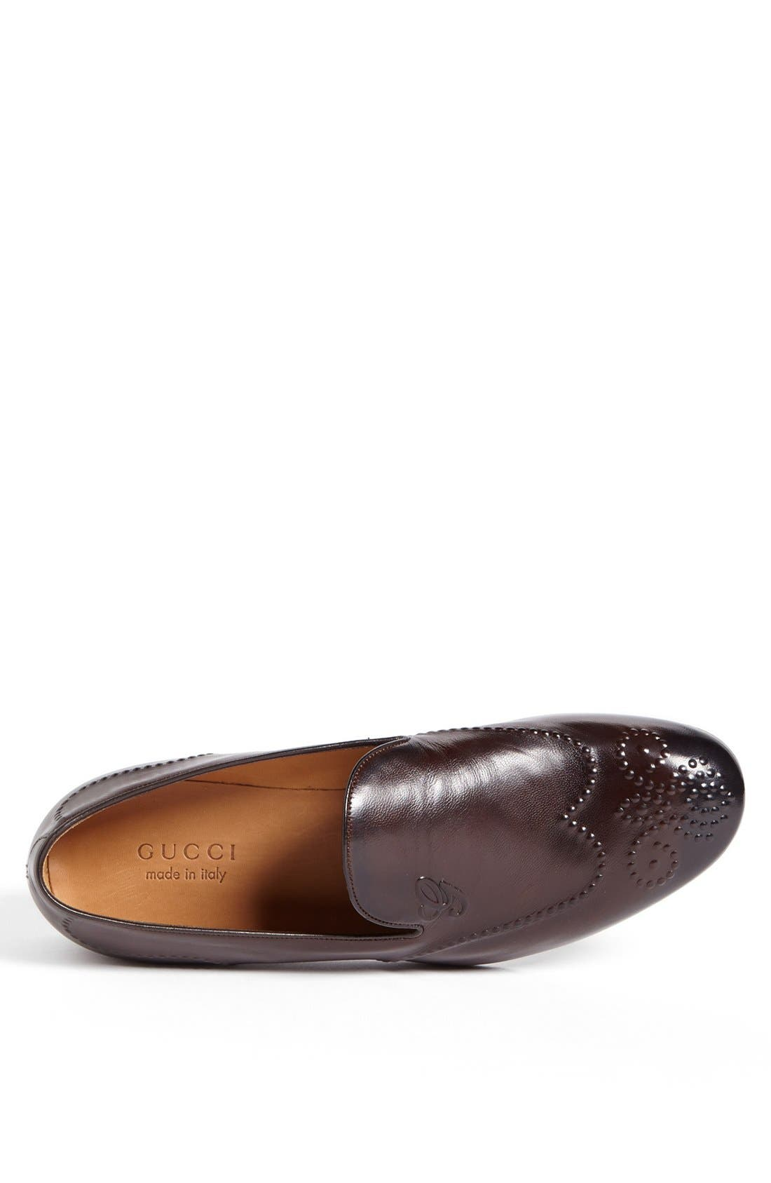 Alternate Image 3  - Gucci 'Beren' Loafer