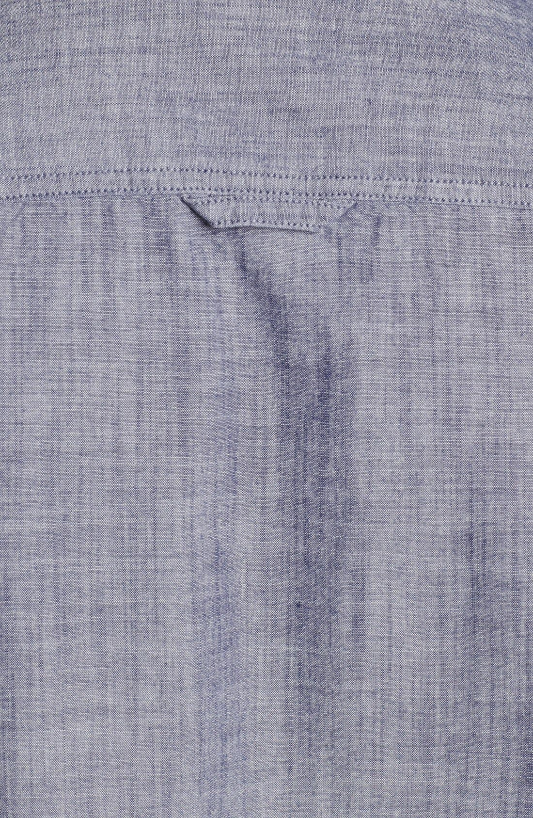 Alternate Image 3  - 1901 Chambray Shirt