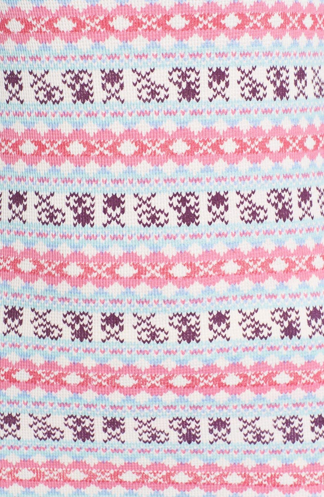 Alternate Image 3  - Make + Model Thermal Pajamas