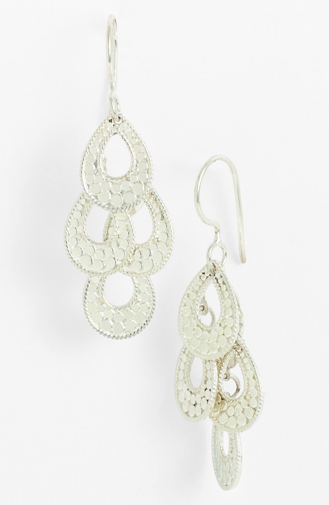 Alternate Image 1 Selected - Anna Beck 'Timor' Open Drop Chandelier Earrings