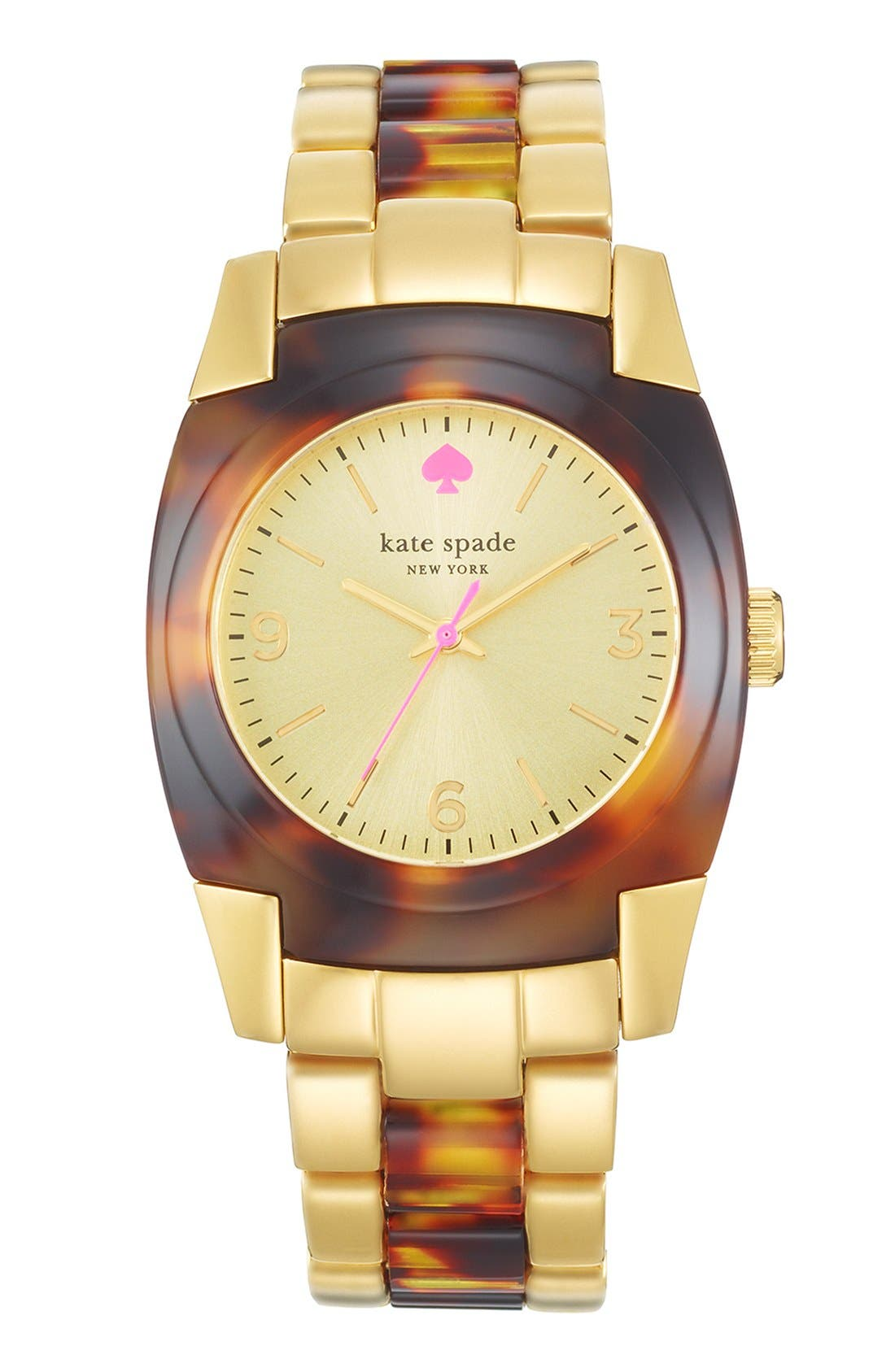Alternate Image 1 Selected - kate spade new york 'skyline' bracelet watch, 36mm