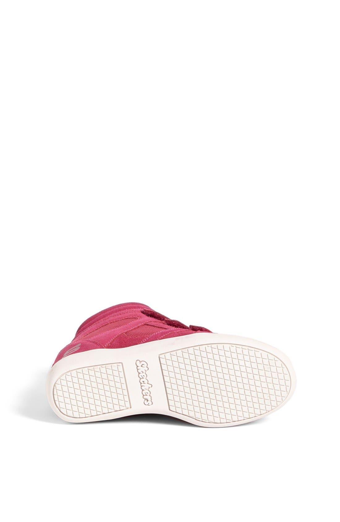 Alternate Image 4  - SKECHERS 'Double Trouble' Wedge Sneaker (Toddler, Little Kid & Big Kid)