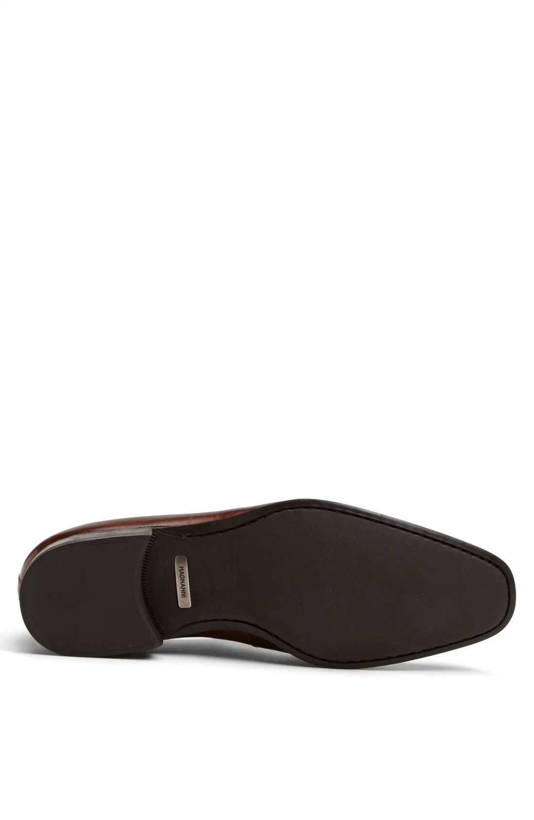 Alternate Image 4  - Magnanni 'Leo' Venetian Loafer