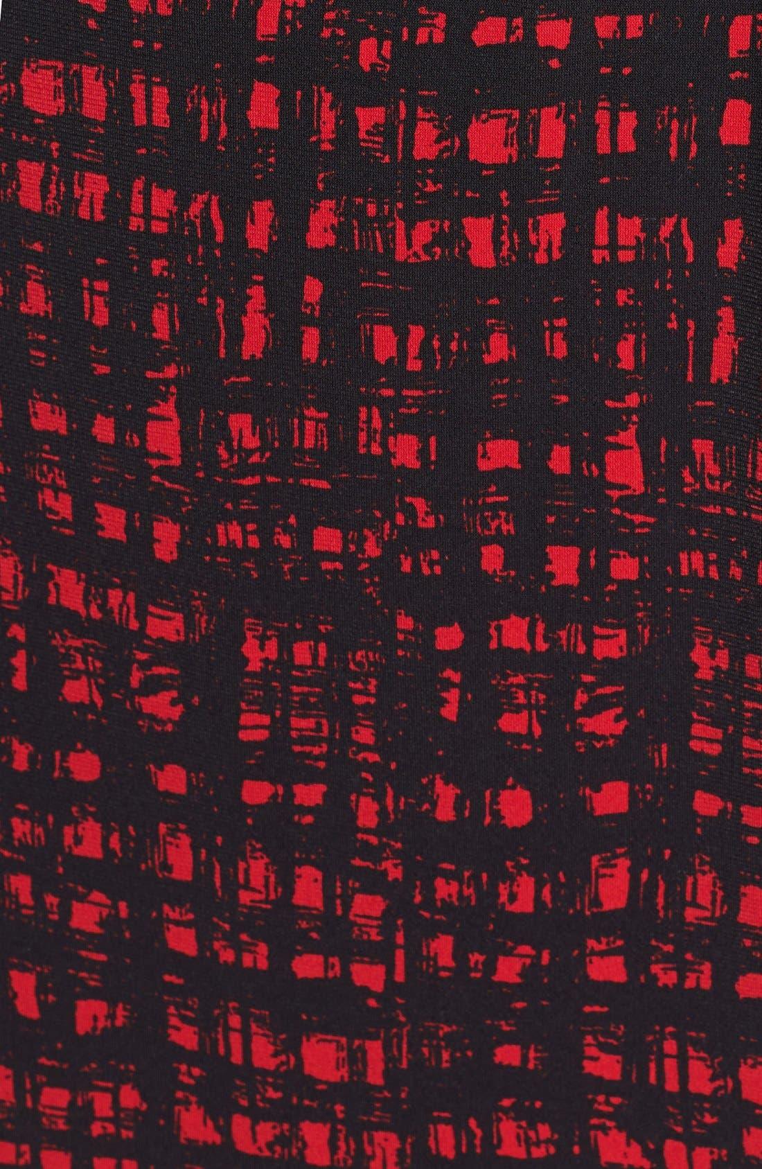 Alternate Image 3  - MICHAEL Michael Kors Print Blouson Top