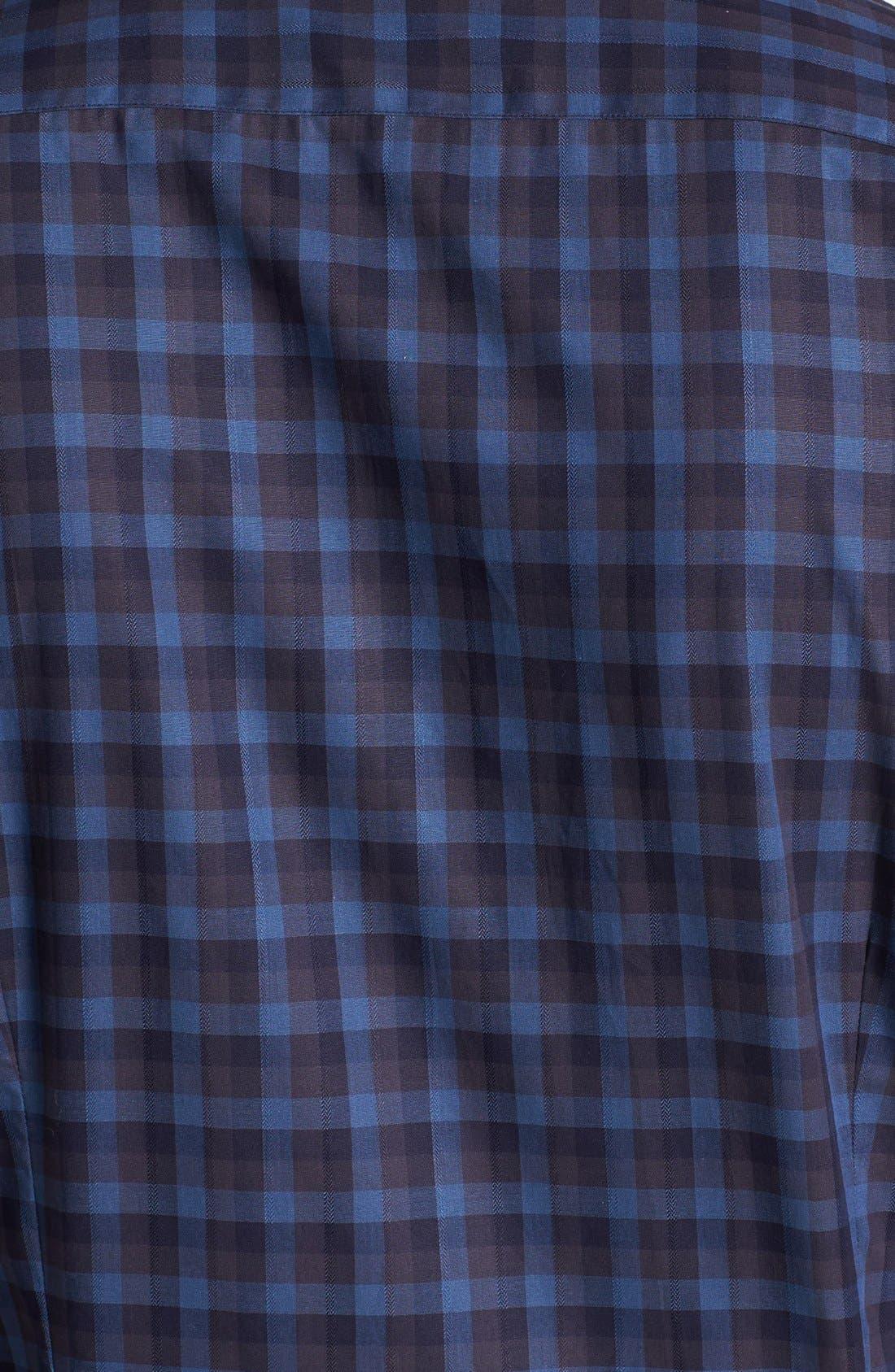 Alternate Image 3  - Lanvin Check Dress Shirt