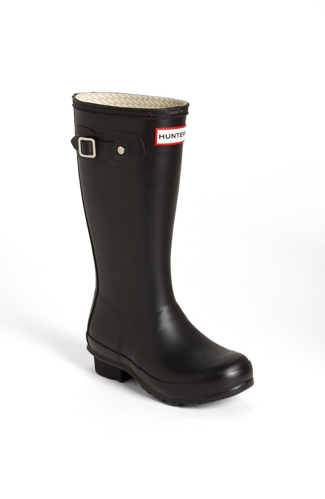 Alternate Image 1 Selected - Hunter Original Rain Boot (Little Kid)