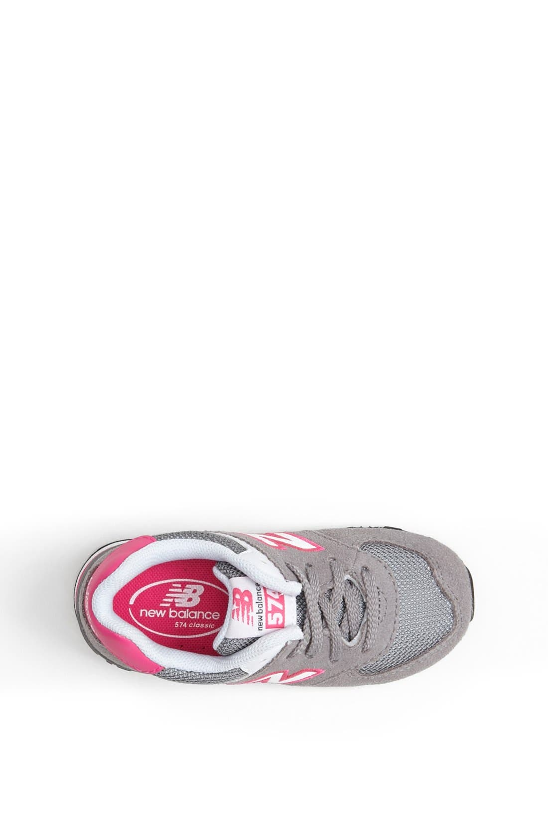 Alternate Image 3  - New Balance '574' Running Shoe (Baby, Walker & Toddler)