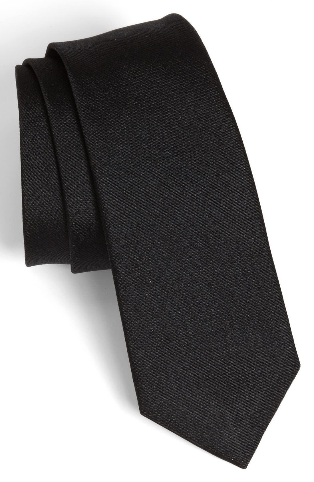 Alternate Image 1 Selected - rag & bone Woven Silk Tie