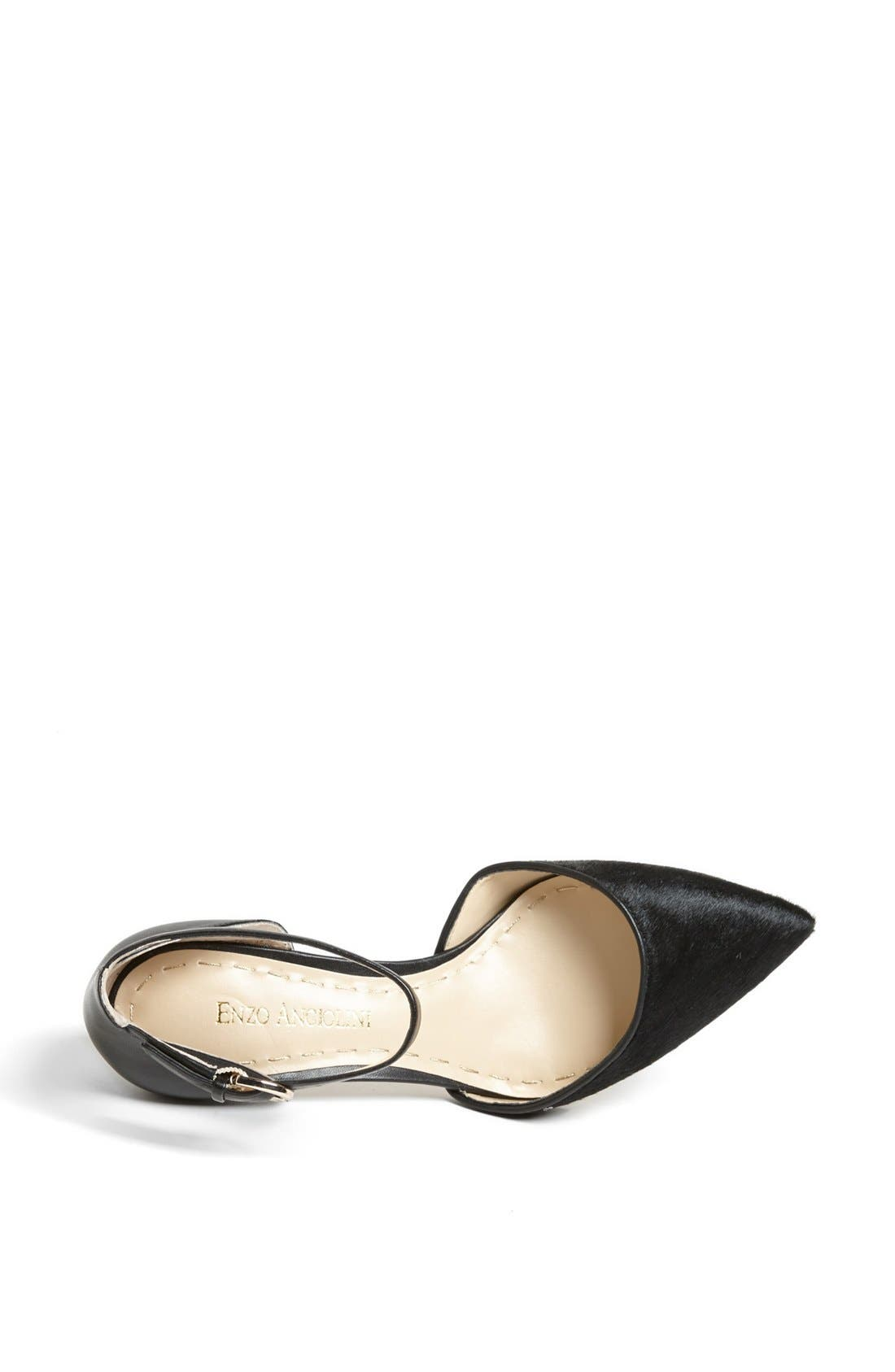 Alternate Image 3  - Enzo Angiolini 'Crystani' Pump