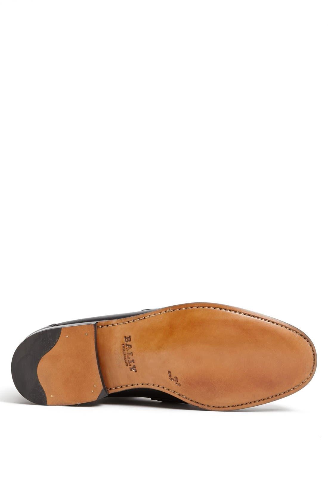 Alternate Image 4  - Bally 'Tecno' Loafer (Men)