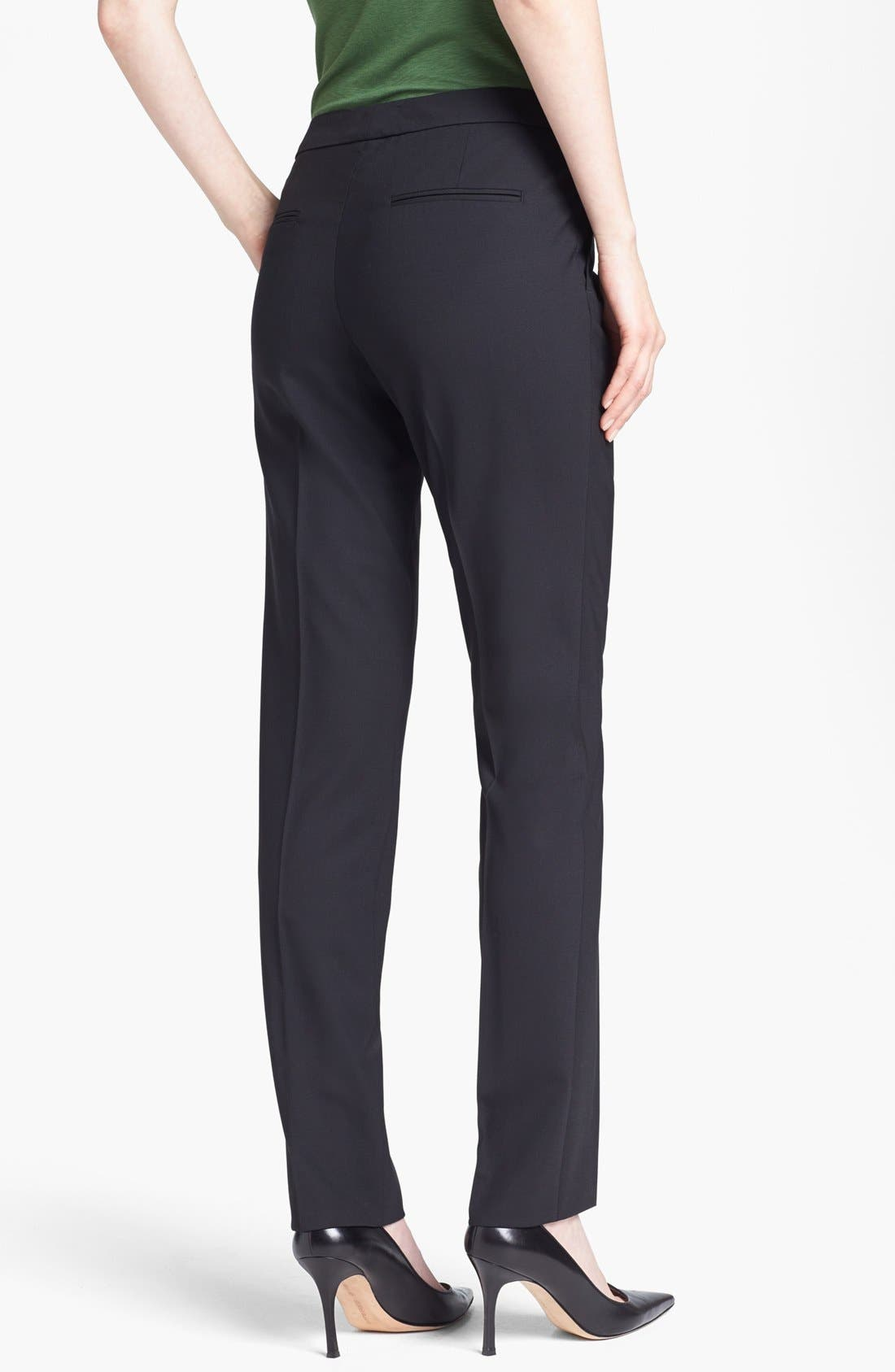 Alternate Image 2  - Santorelli 'Alden' Slim Leg Pants