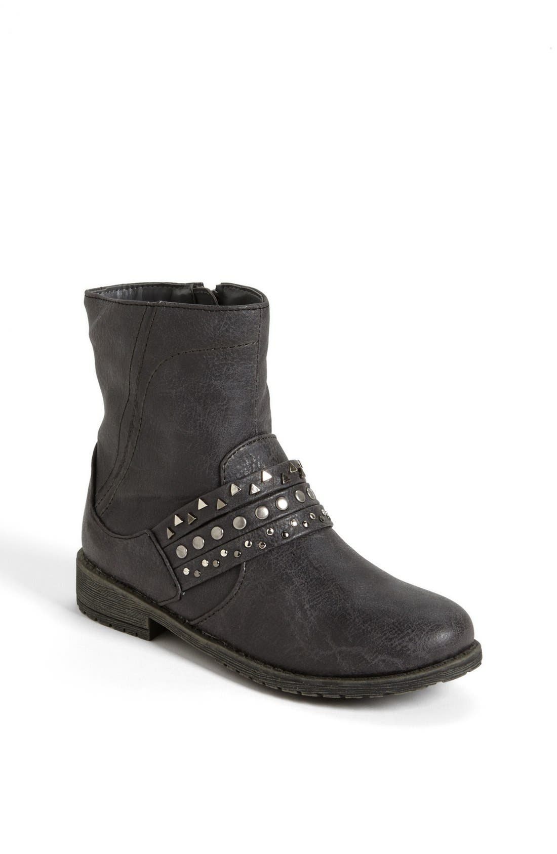 Alternate Image 1 Selected - Kenneth Cole Reaction 'Piece of Flake' Boot (Little Kid & Big Kid)