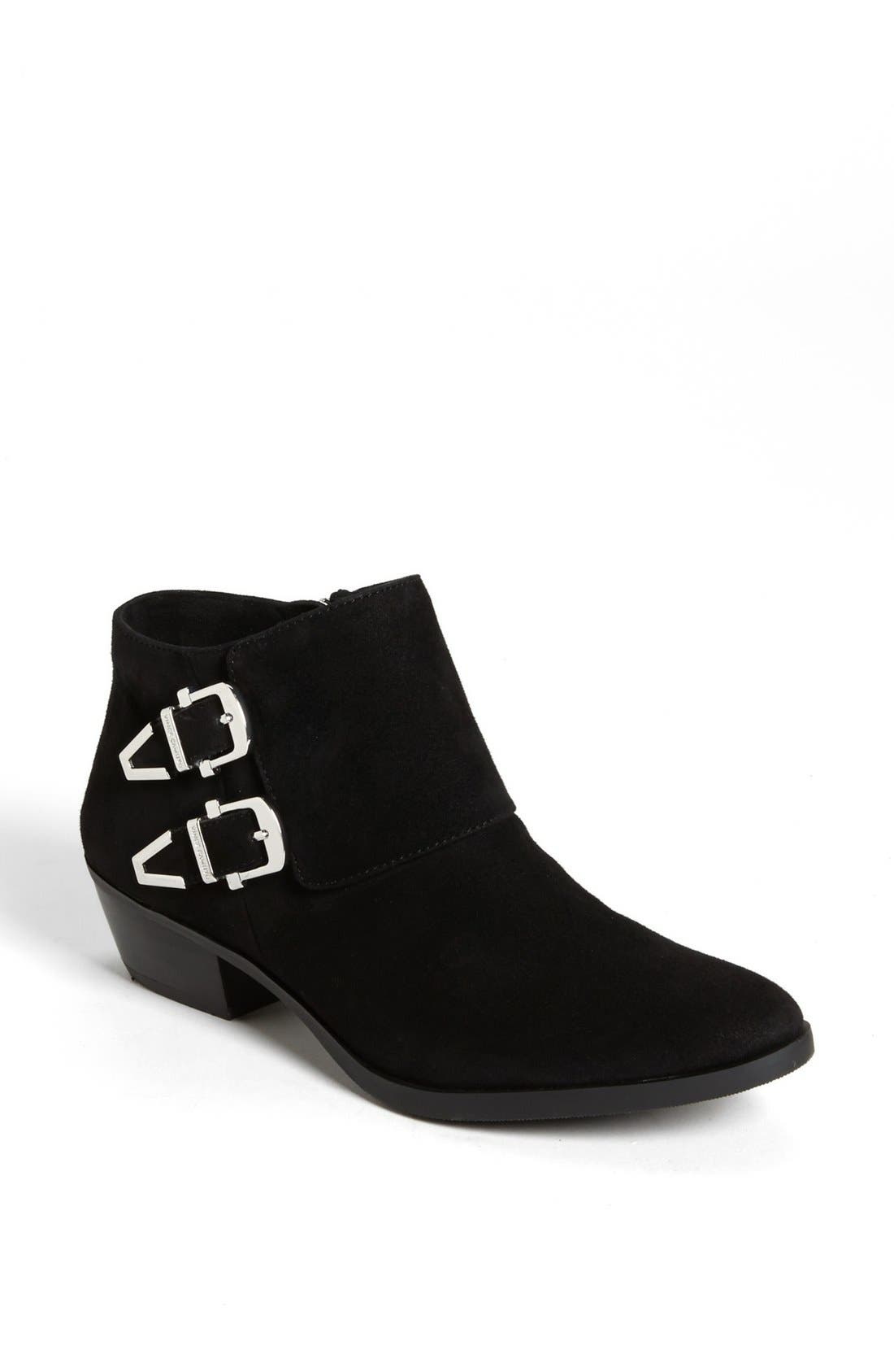 Alternate Image 1 Selected - Vince Camuto 'Trapeez' Bootie (Nordstrom Exclusive)