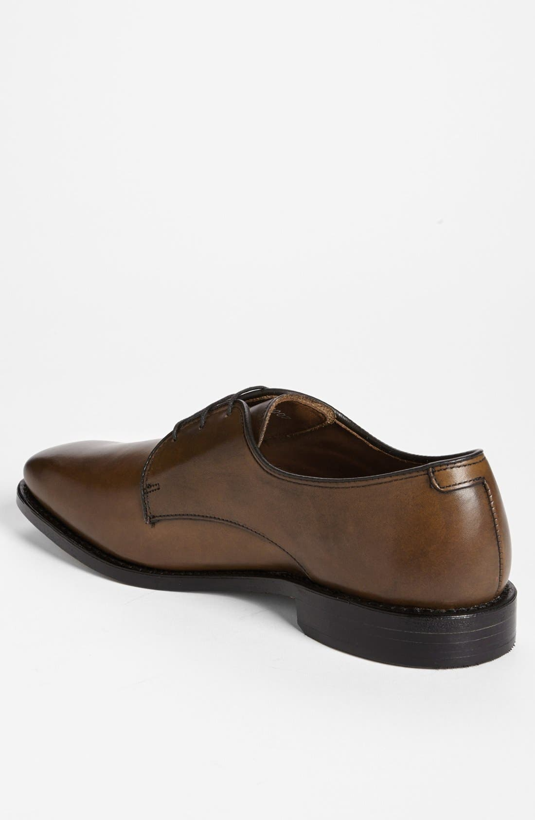 Alternate Image 2  - Allen Edmonds 'Fort Collins' Plain Toe Derby (Men)