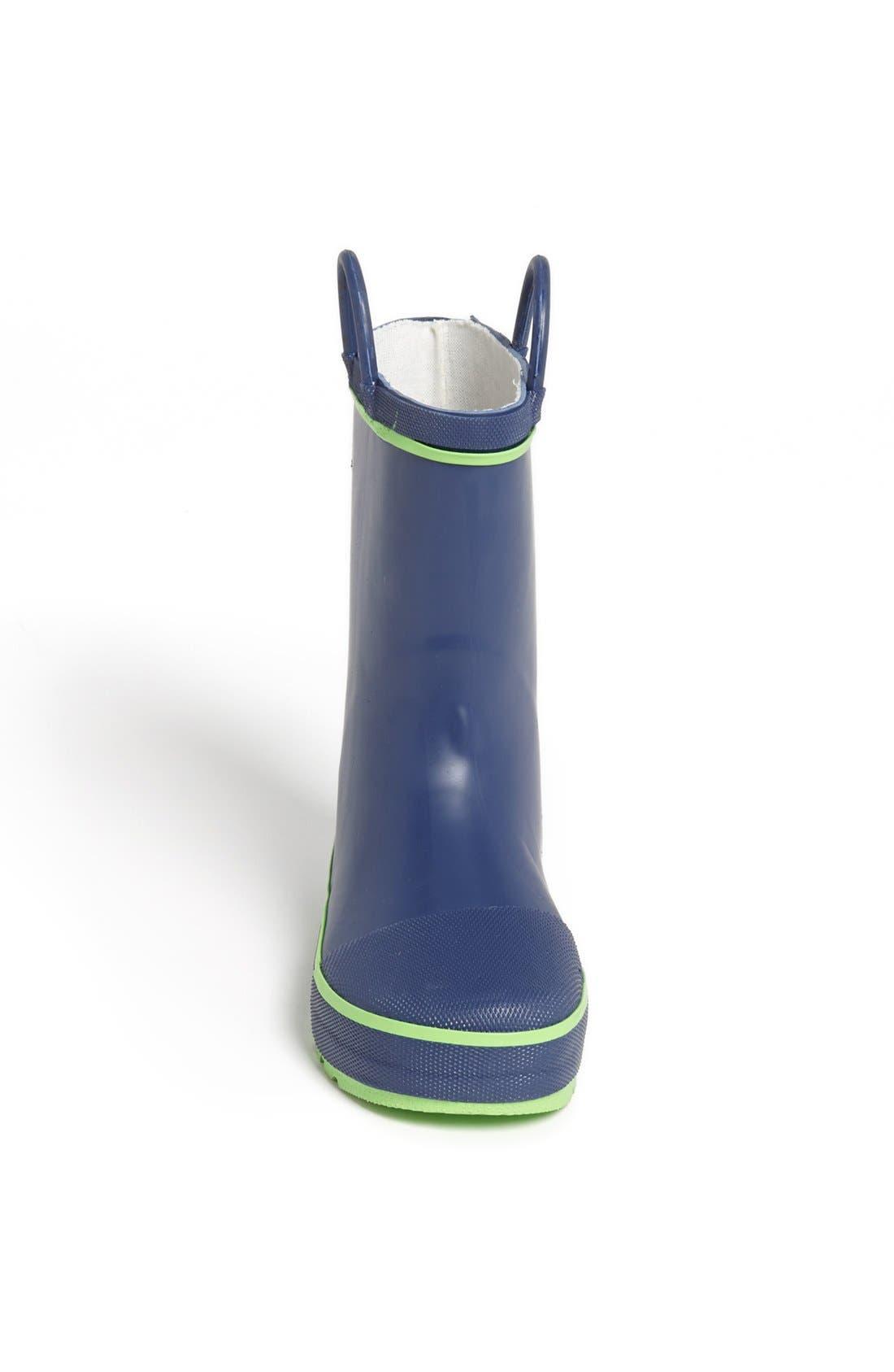Alternate Image 3  - Nordstrom 'Downpour' Rain Boot (Walker, Toddler &  Little Kid)