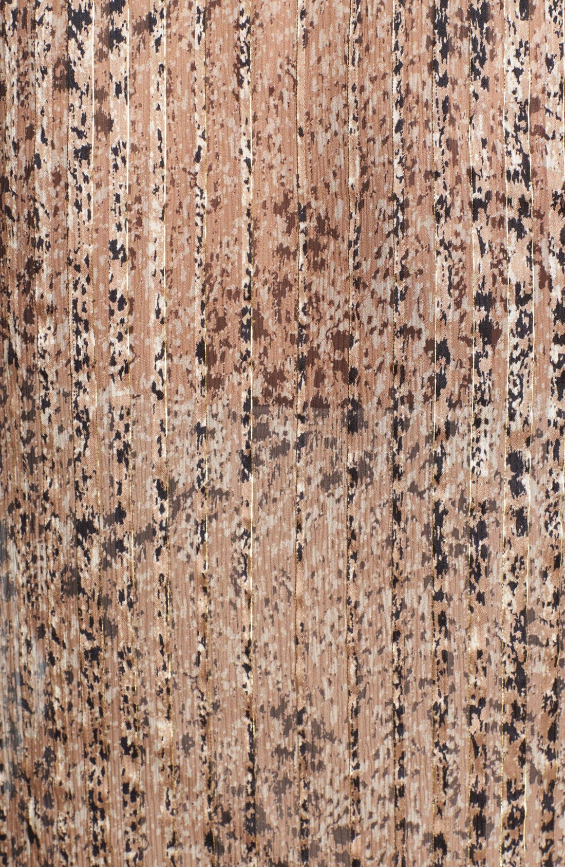 Alternate Image 2  - Ella Moss 'Lynx' Print Silk Top