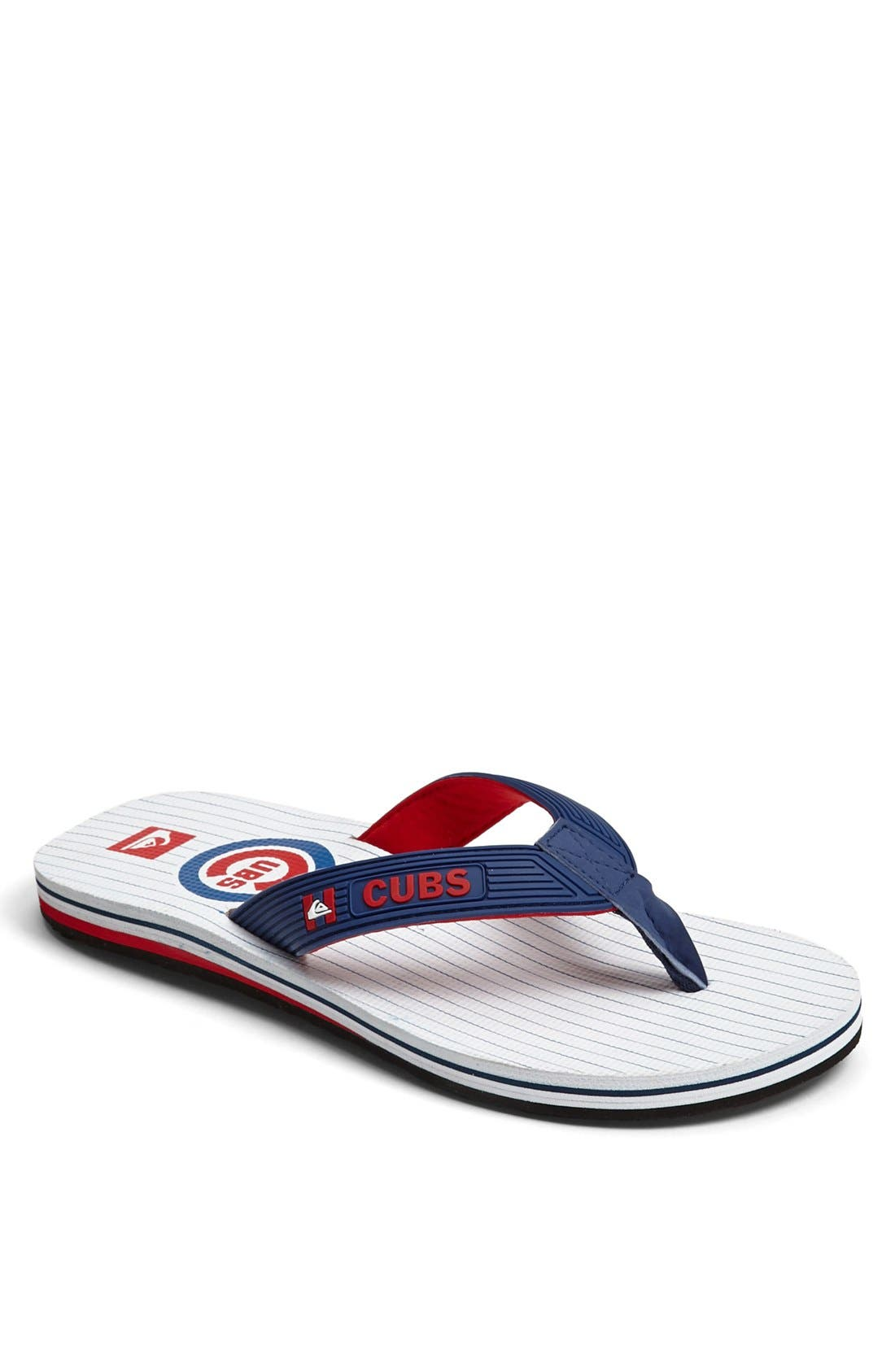 Alternate Image 1 Selected - Quiksilver 'MLB' Flip Flops (Men)