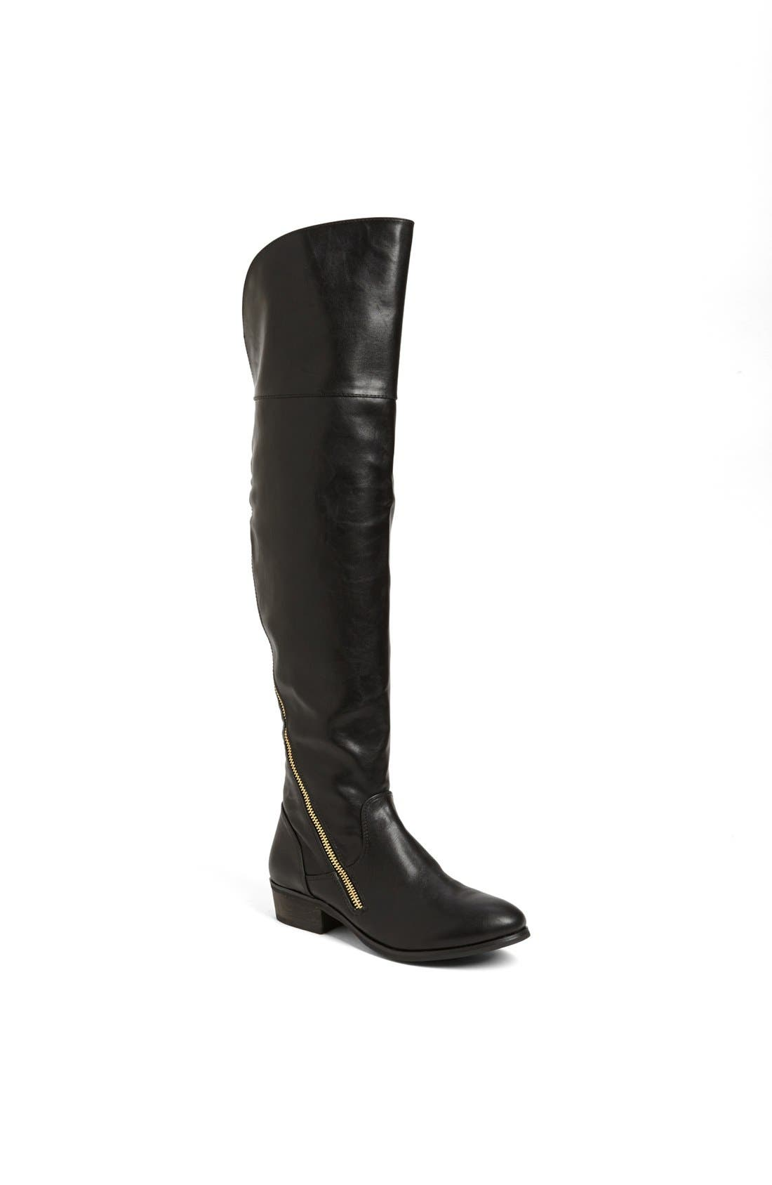 Main Image - REPORT Signature 'Gwyn' Over the Knee Boot