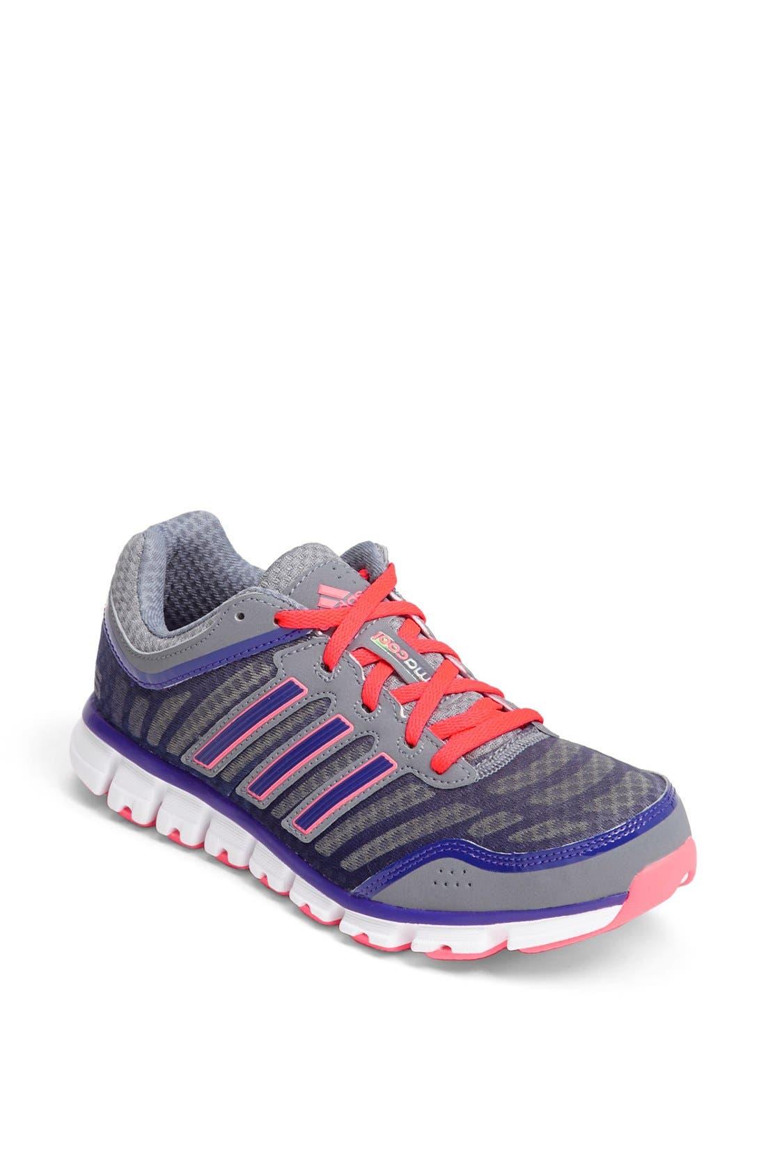 Alternate Image 1 Selected - adidas 'CLIMACOOL® Aerate' Running Shoe (Women)