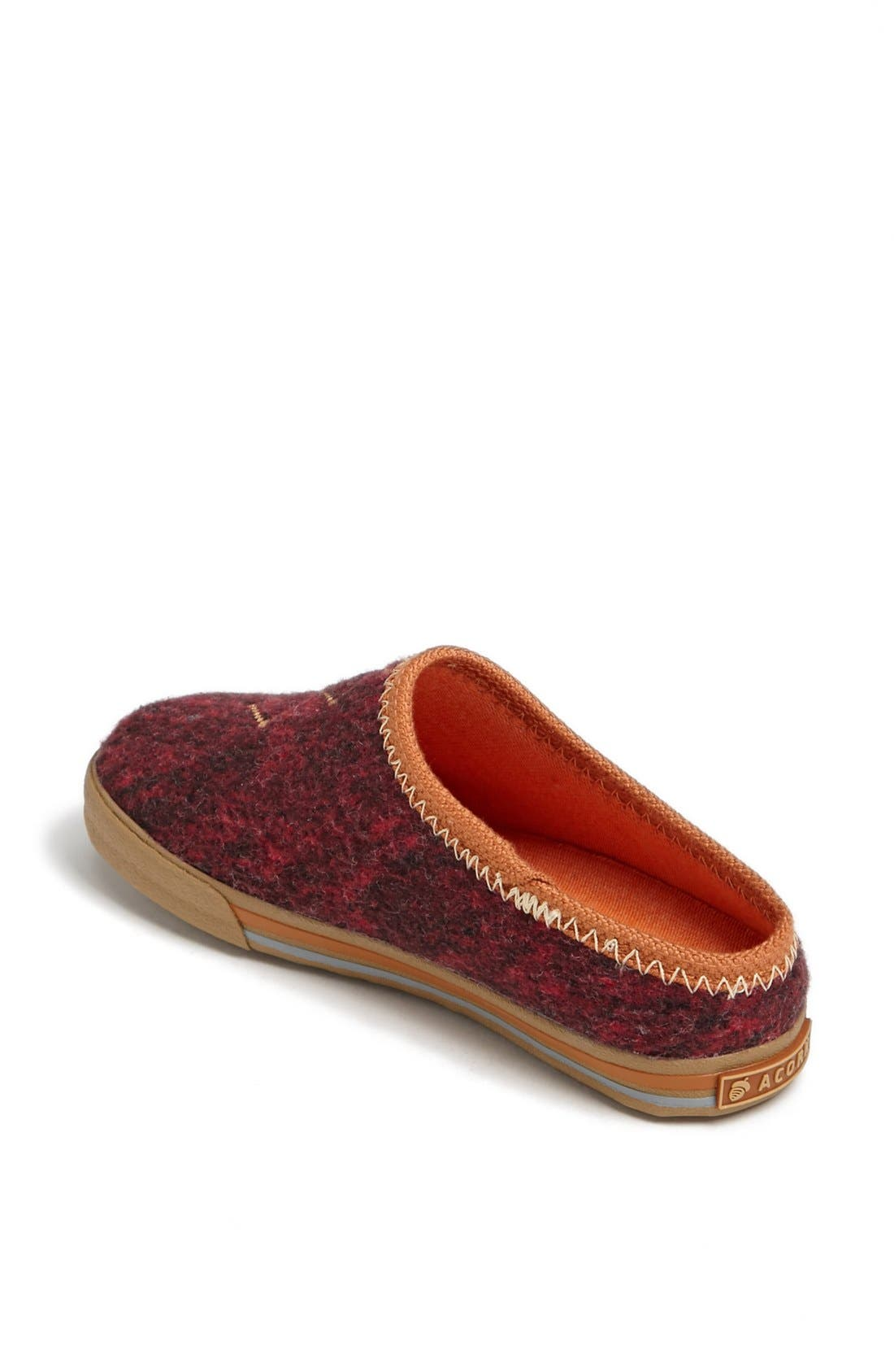 Alternate Image 2  - Acorn 'Crossroads' Slipper